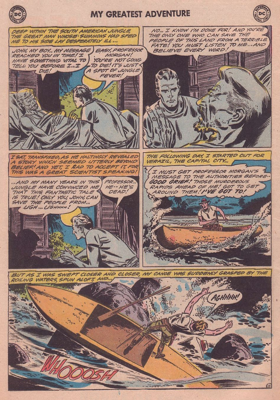 My Greatest Adventure (1955) issue 65 - Page 4