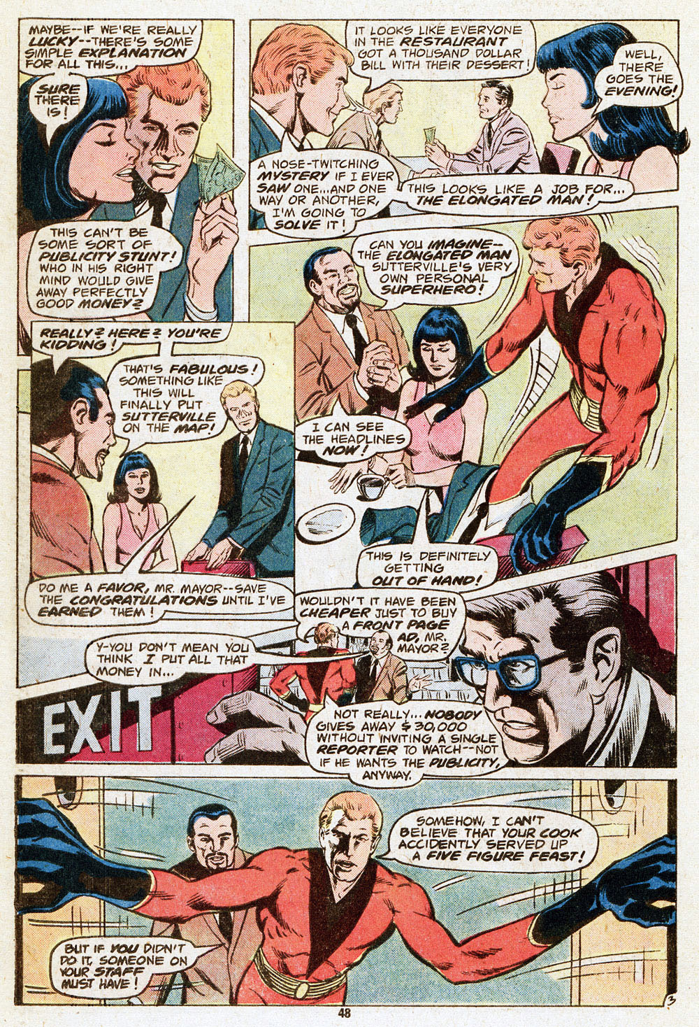 Read online Adventure Comics (1938) comic -  Issue #459 - 48