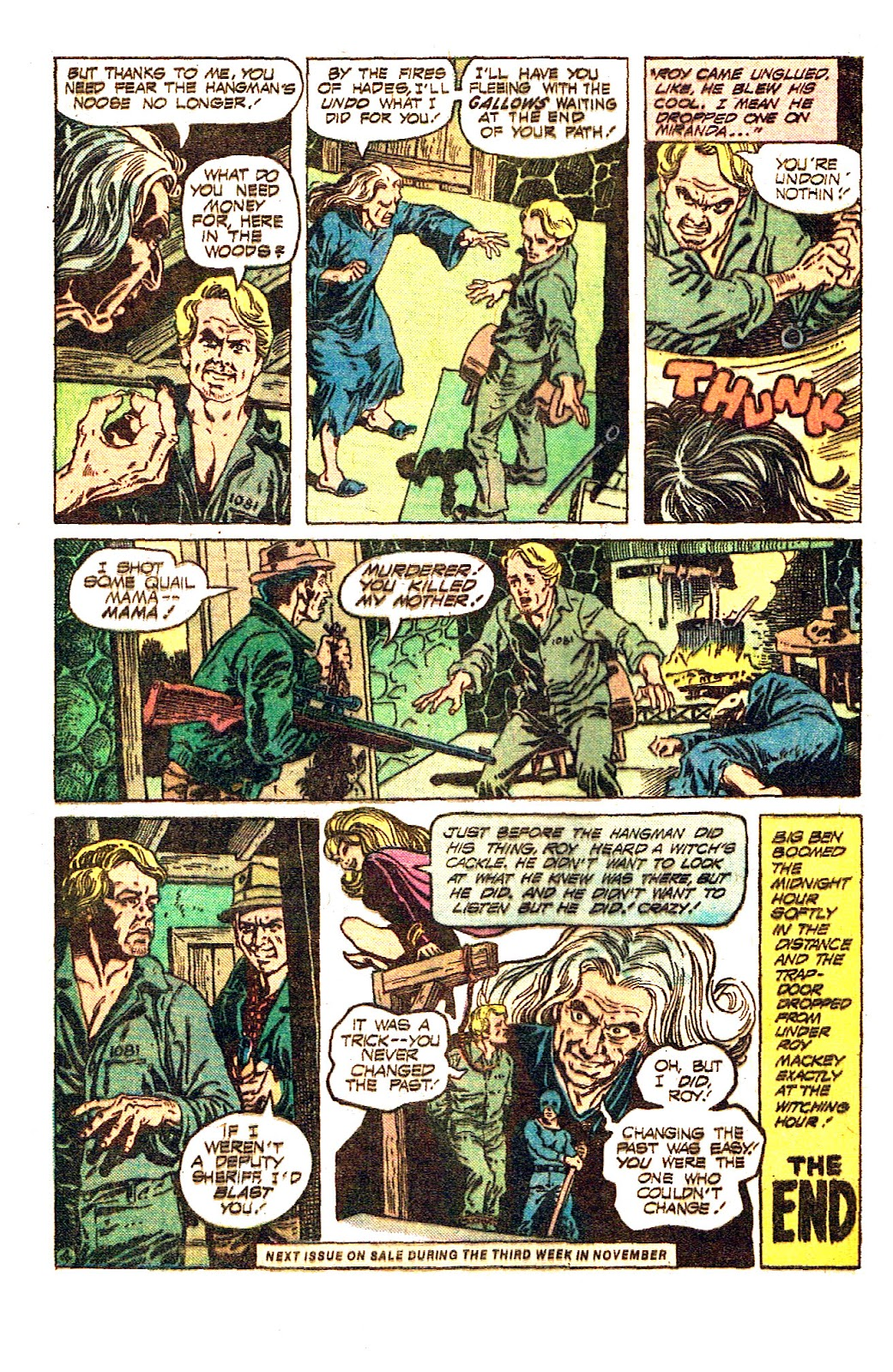 The Witching Hour (1969) issue 50 - Page 31