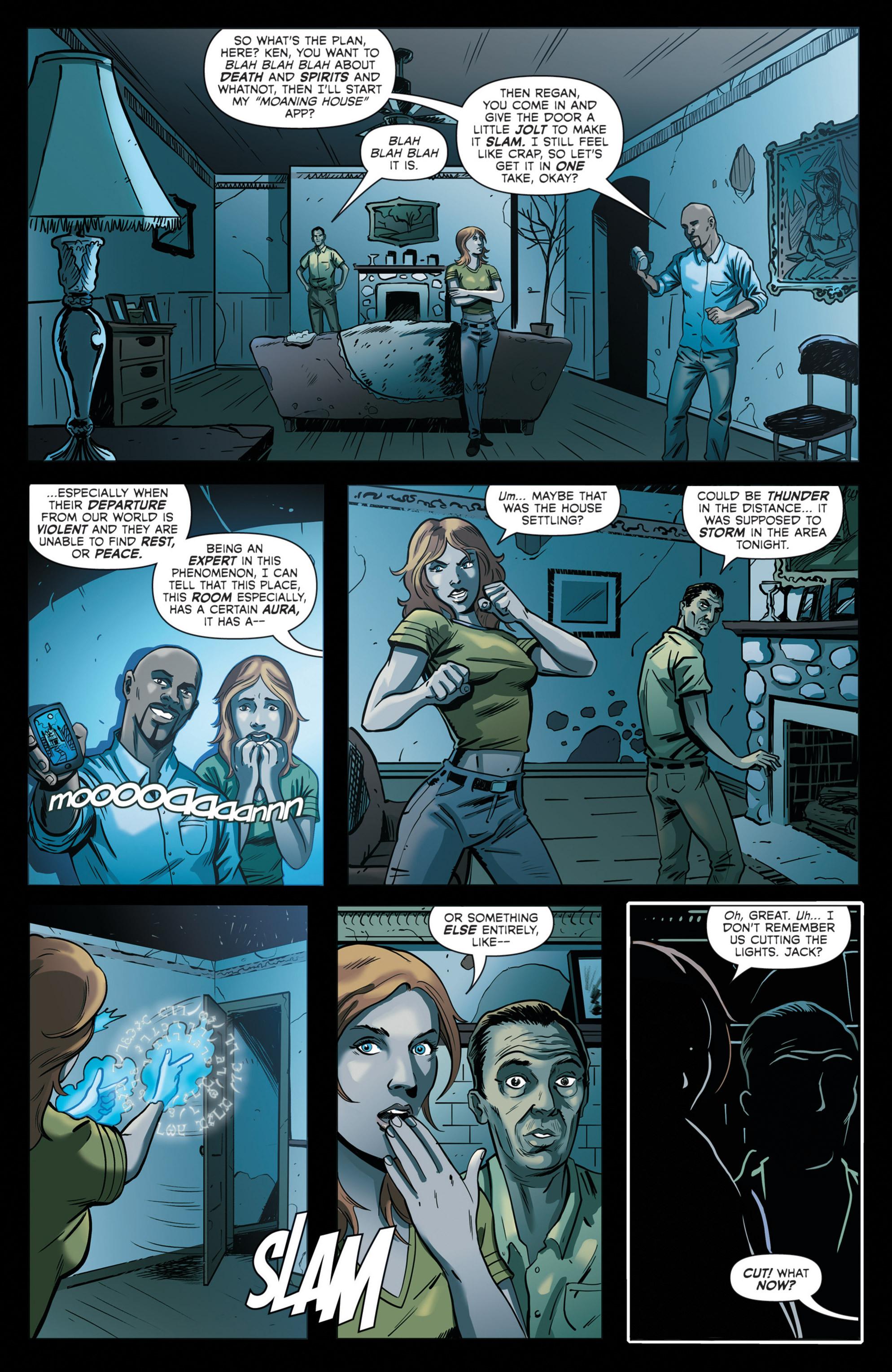 Read online Hoax Hunters (2012) comic -  Issue # TPB 2 - 89