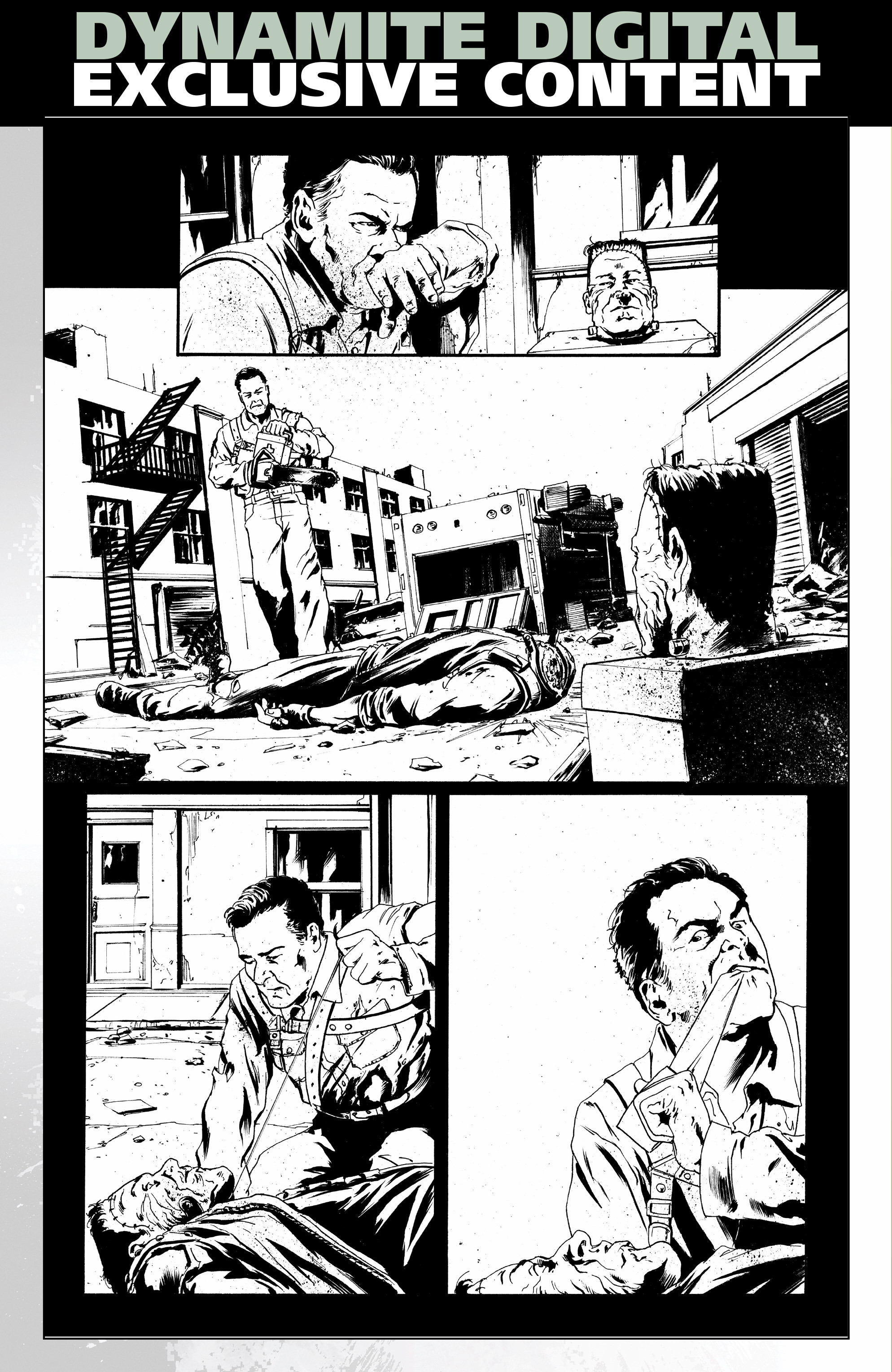 Read online Army of Darkness: Furious Road comic -  Issue #5 - 28
