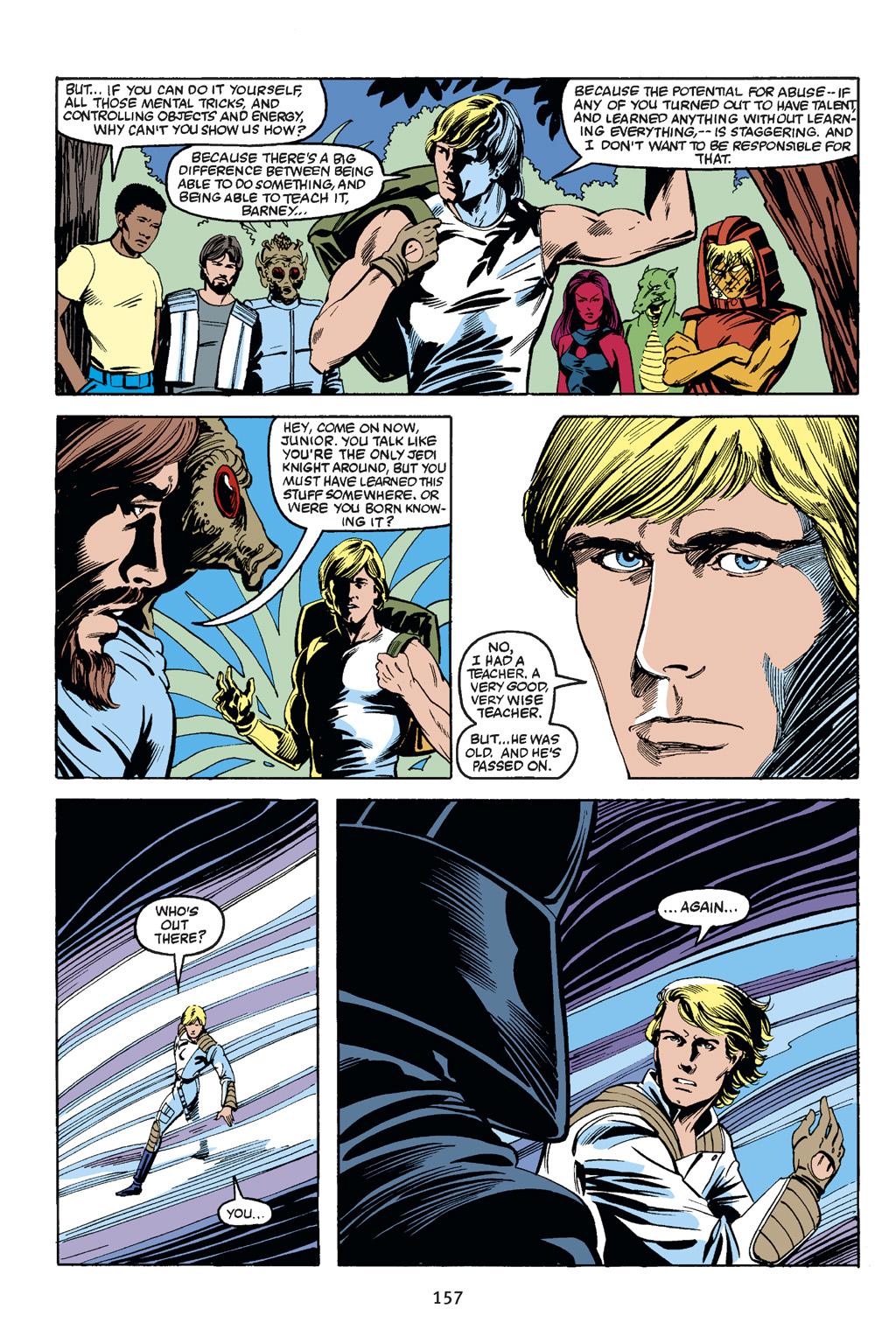 Read online Star Wars Omnibus comic -  Issue # Vol. 21 - 150