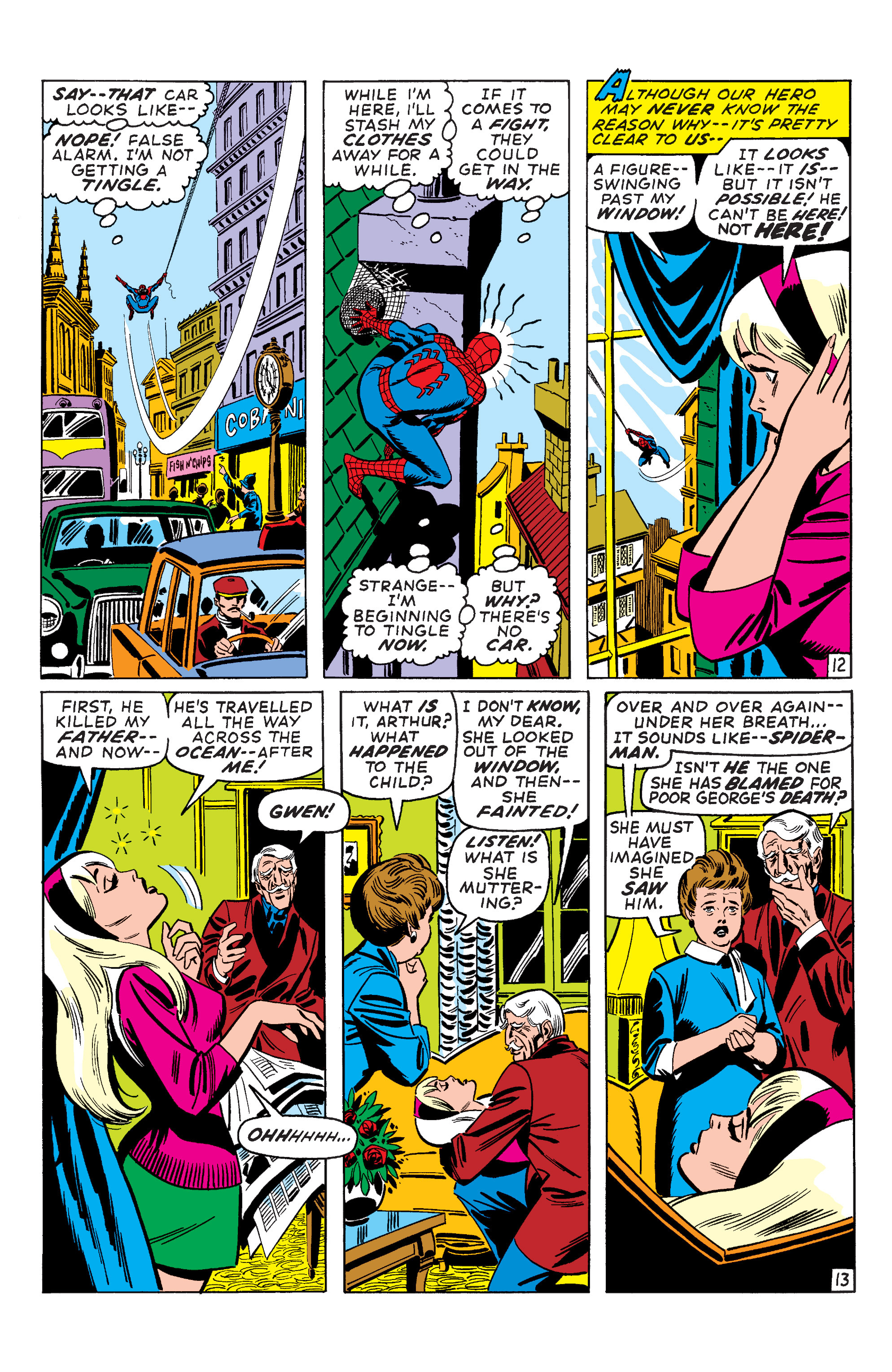 The Amazing Spider-Man (1963) 95 Page 12