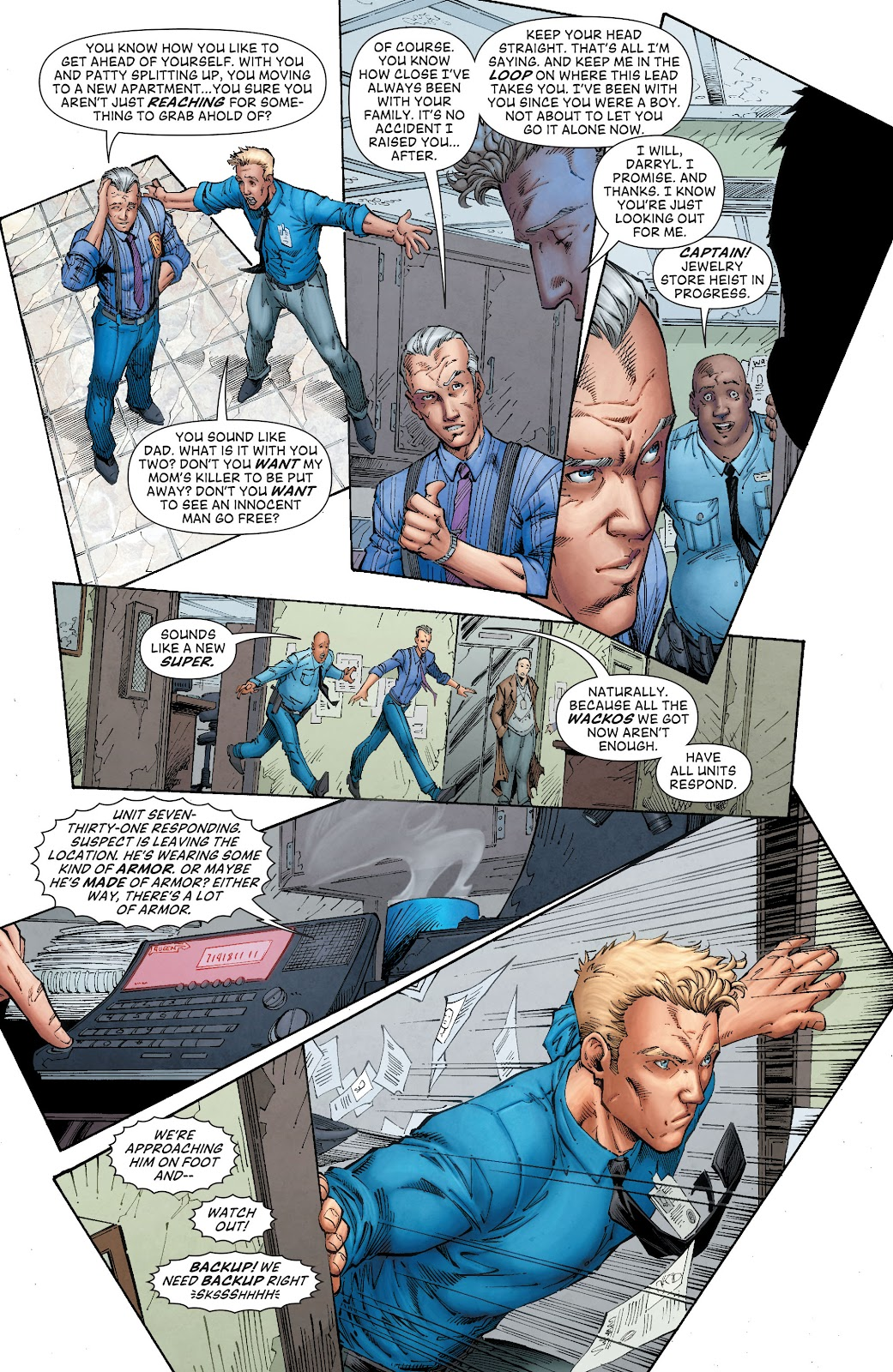 Read online The Flash (2011) comic -  Issue # _TPB 8 (Part 1) - 17