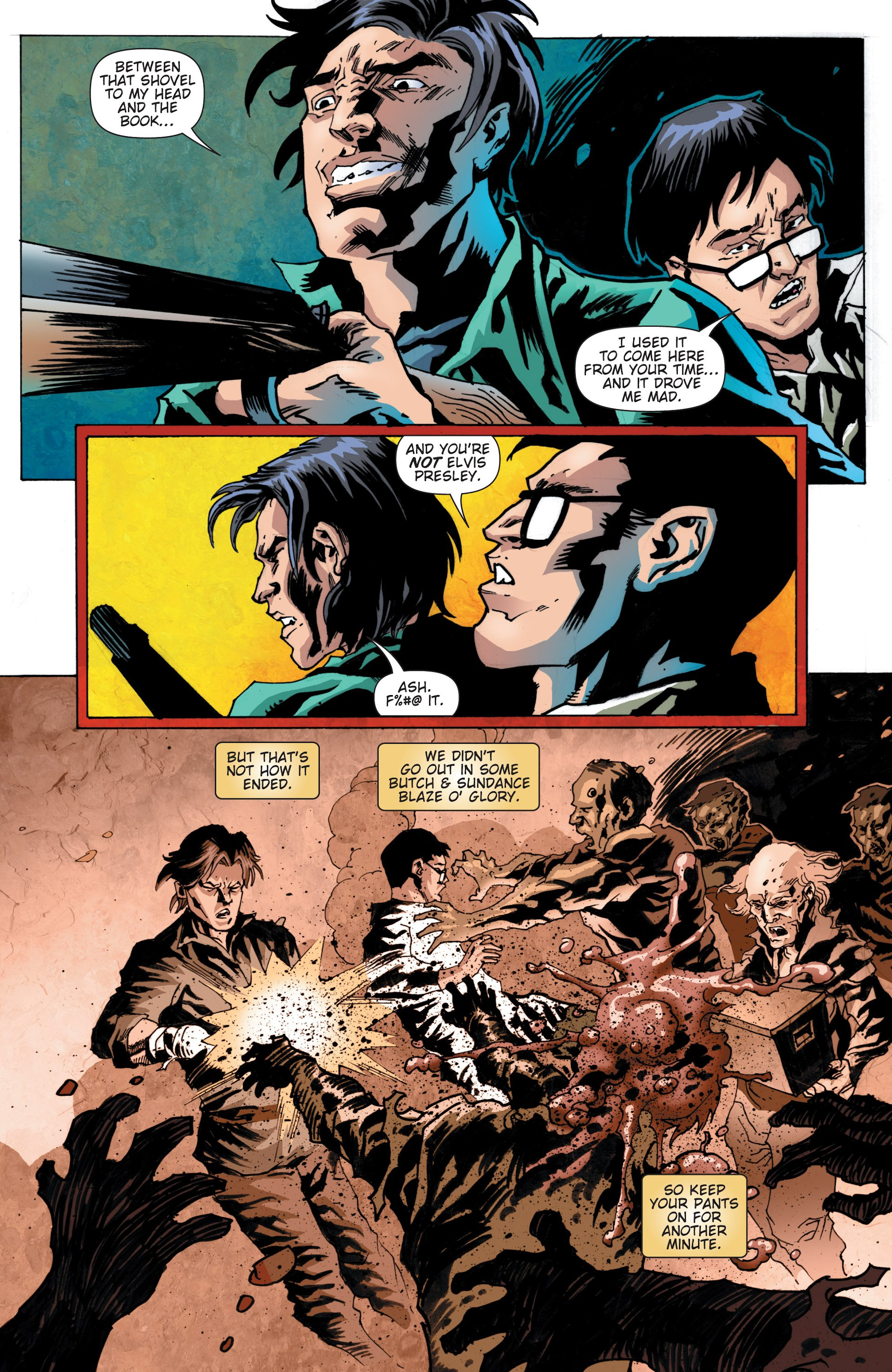 Read online Army of Darkness/Reanimator comic -  Issue #Army of Darkness/Reanimator Full - 29