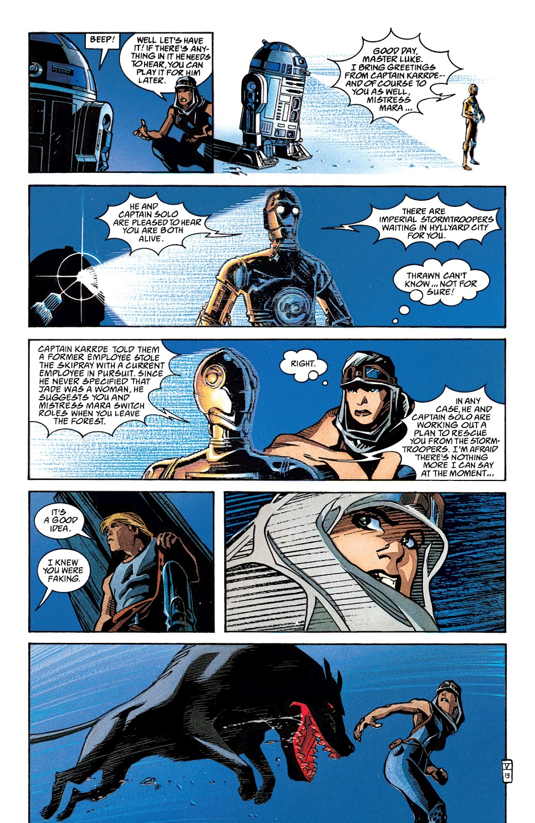 Read online Star Wars Legends: The New Republic - Epic Collection comic -  Issue # TPB 4 (Part 2) - 20