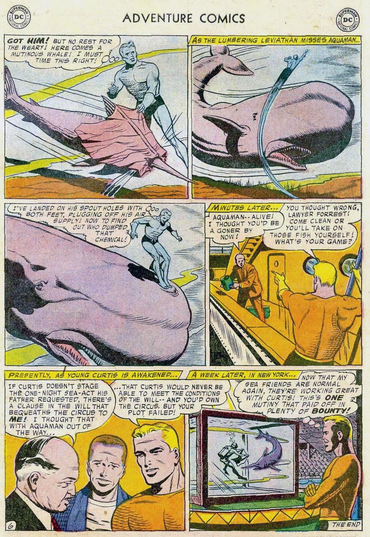 Read online Adventure Comics (1938) comic -  Issue #241 - 31