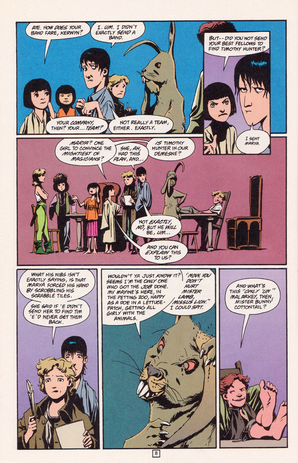 Read online The Children's Crusade comic -  Issue #2 - 9
