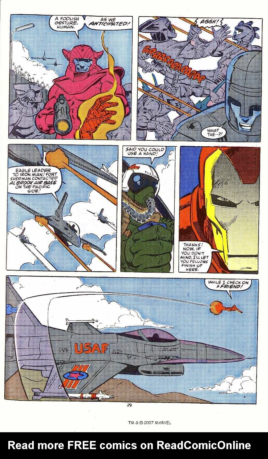 Iron Man Annual issue 10 - Page 31