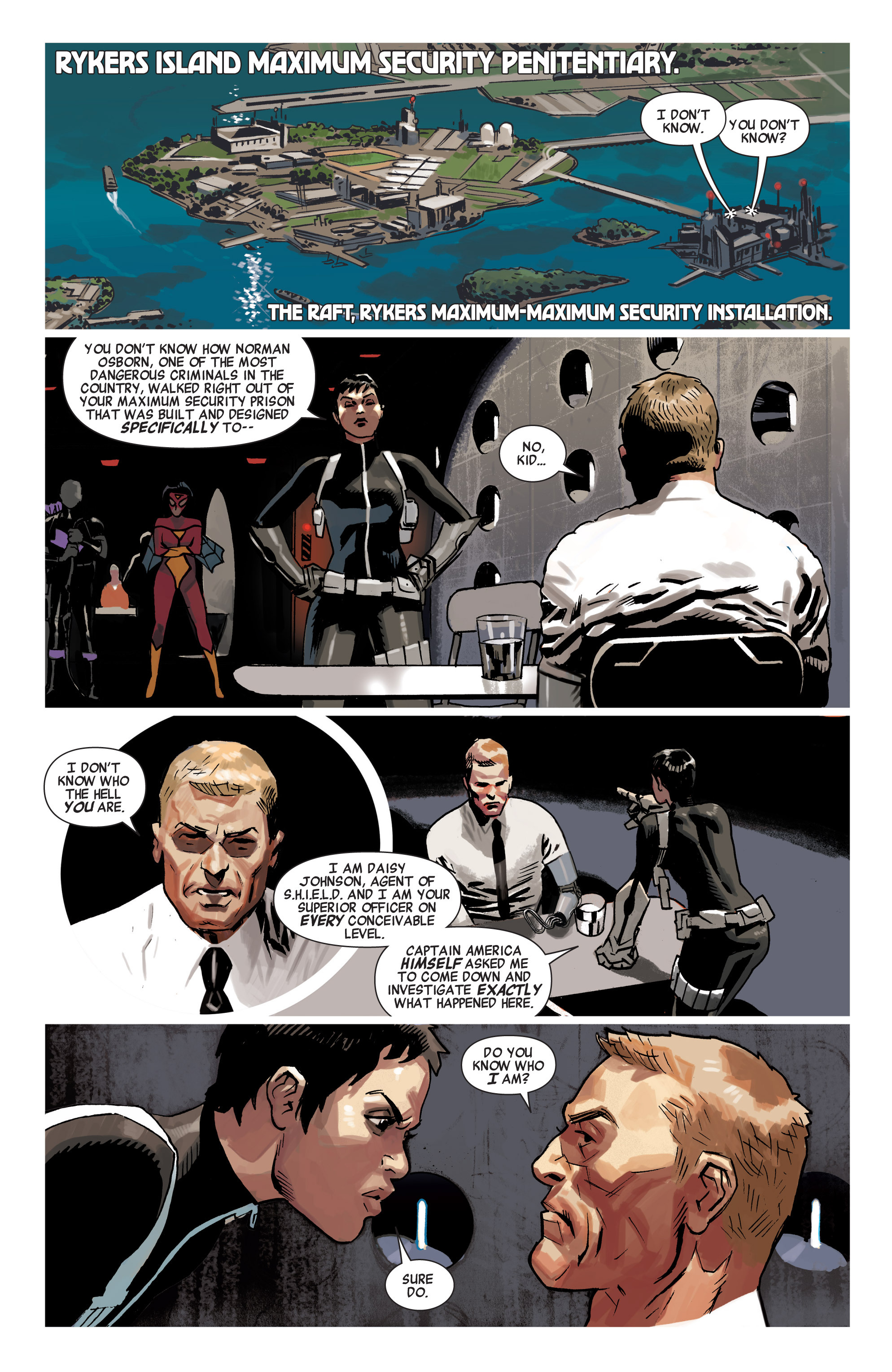 Read online Avengers (2010) comic -  Issue #19 - 3