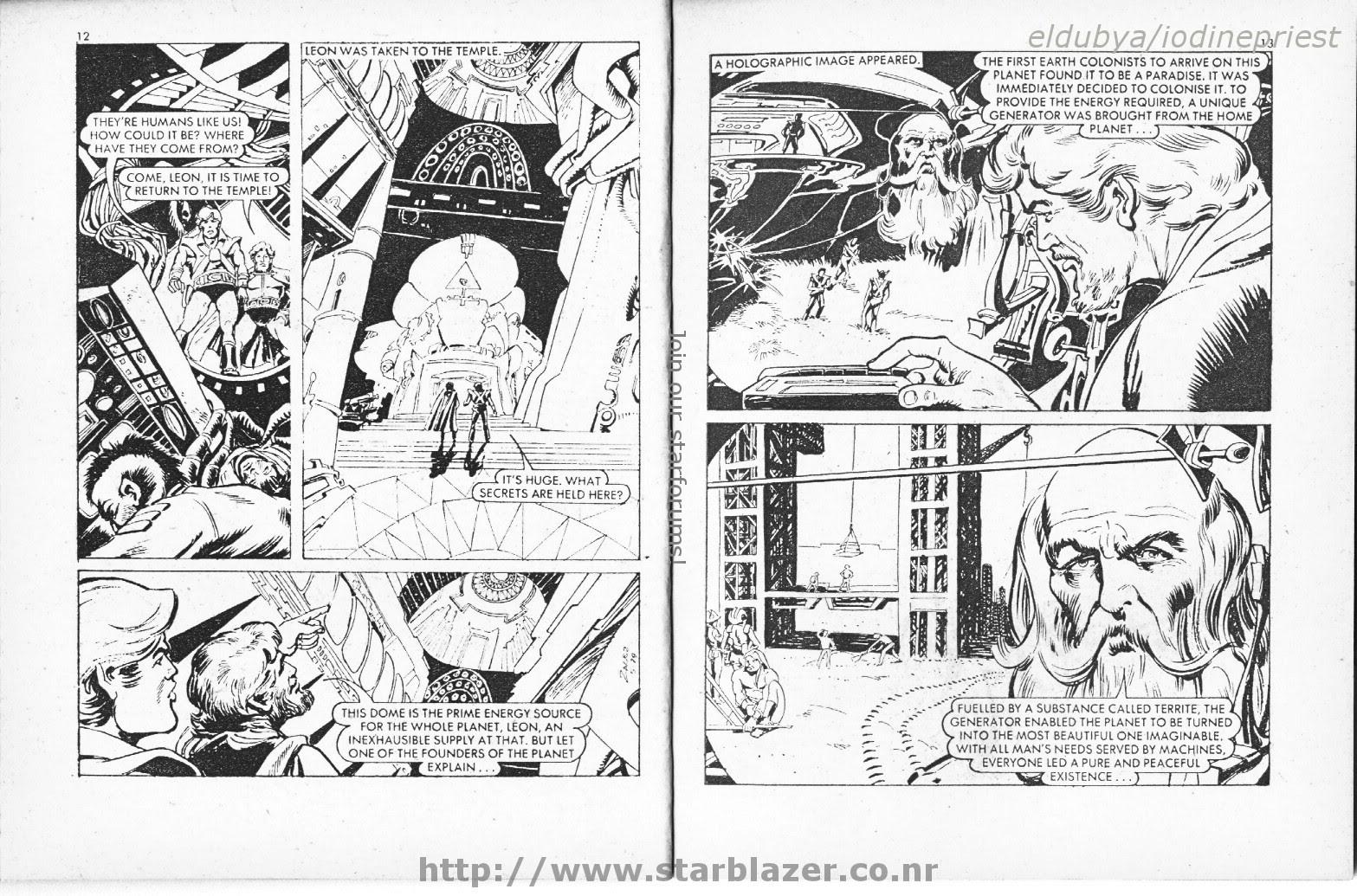 Starblazer issue 33 - Page 8