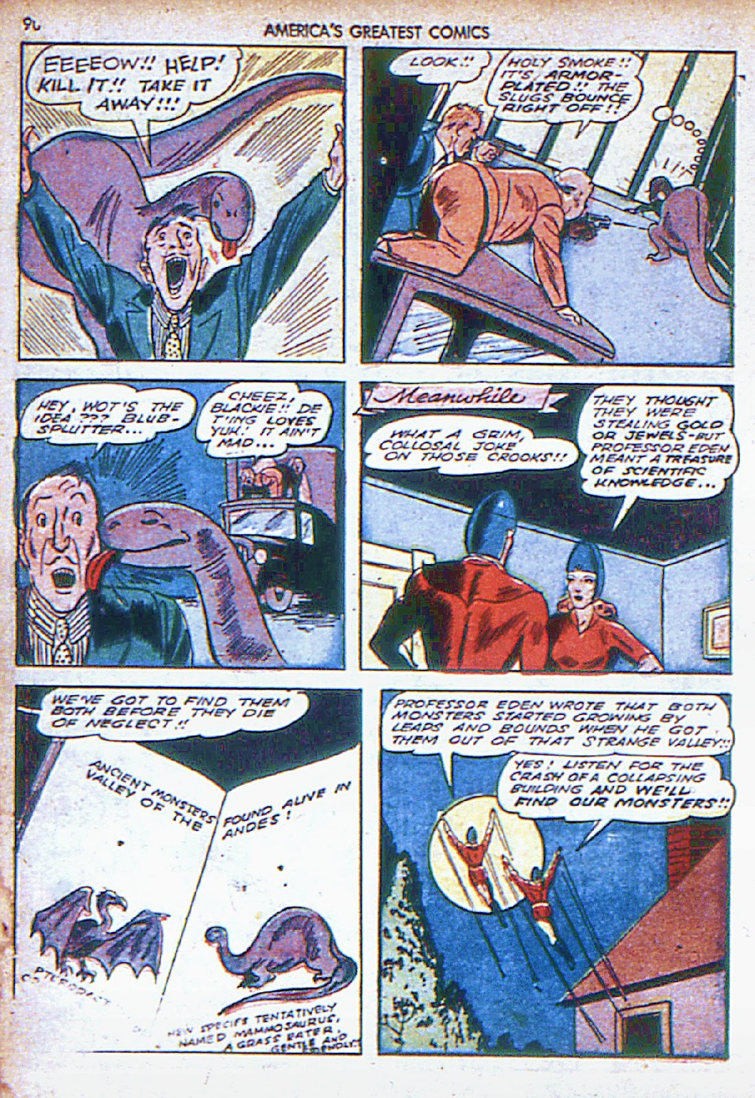 Americas Greatest Comics issue 6 - Page 91