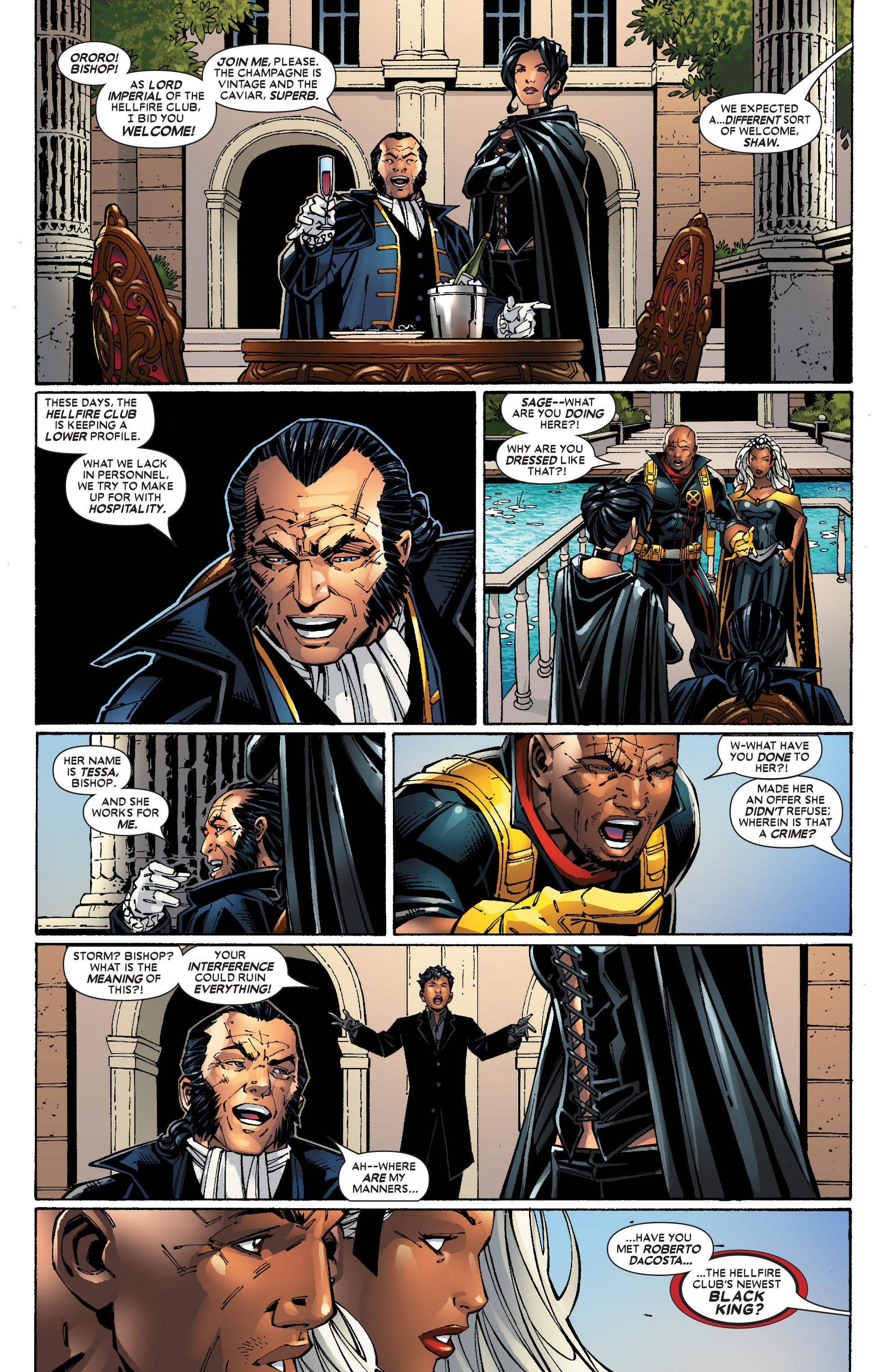 Read online Uncanny X-Men (1963) comic -  Issue #453 - 18