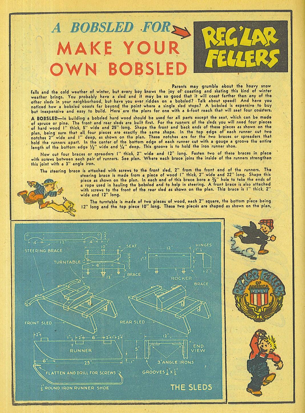 Reglar Fellers Heroic Comics issue 5 - Page 41