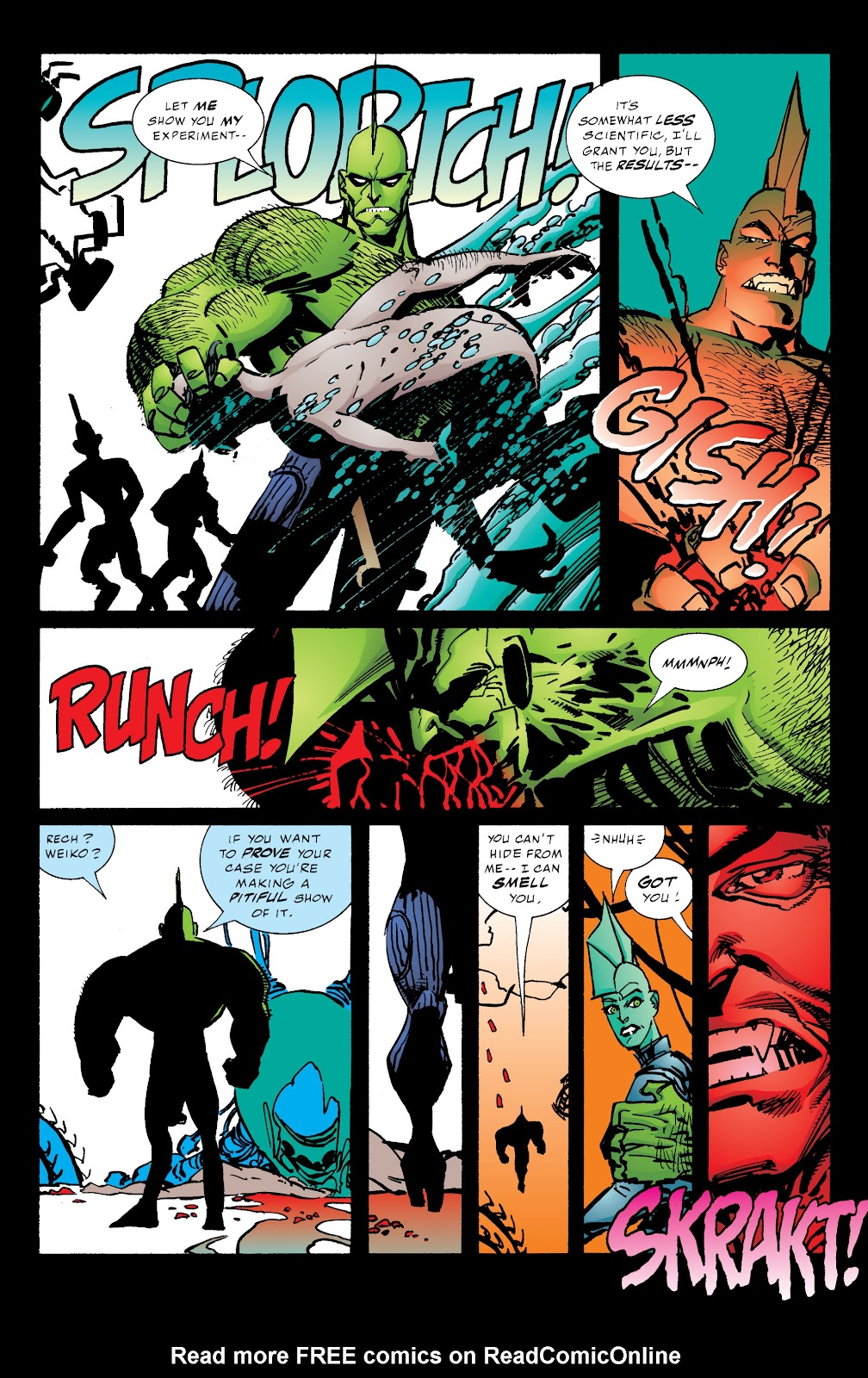 The Savage Dragon (1993) Issue #0 #1 - English 16