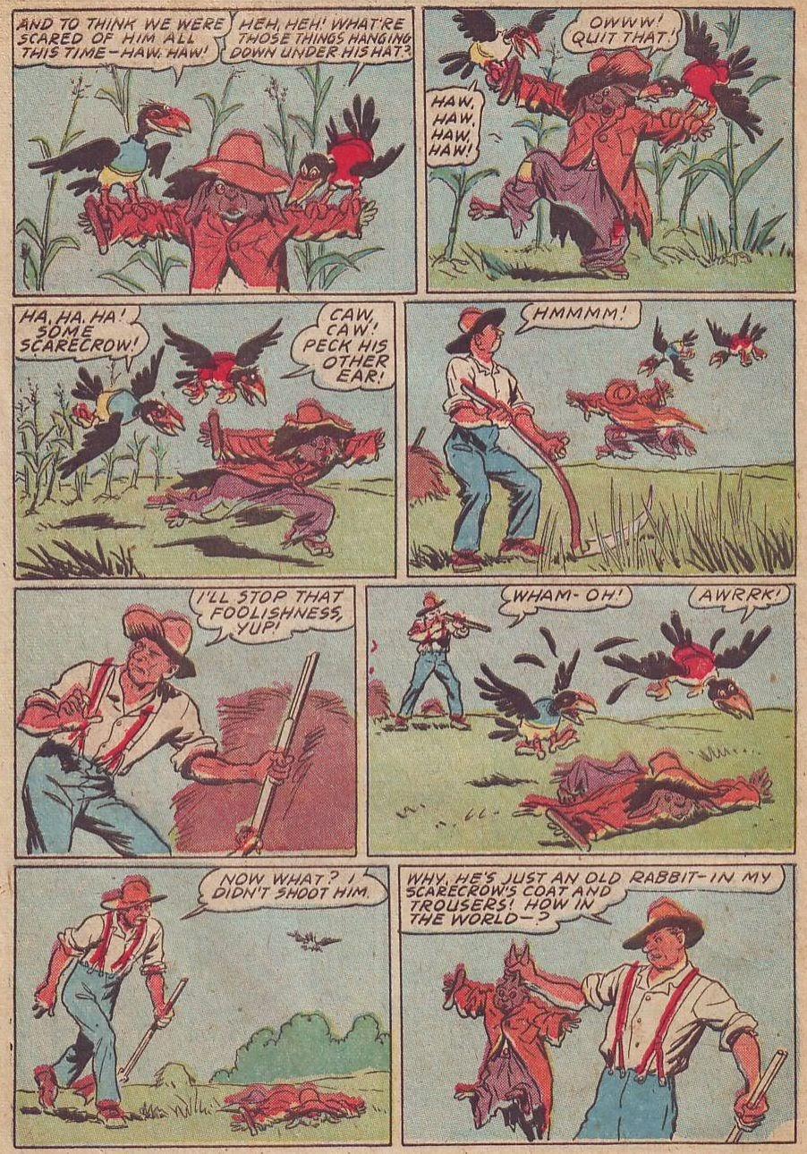 Read online Animal Comics comic -  Issue #28 - 44