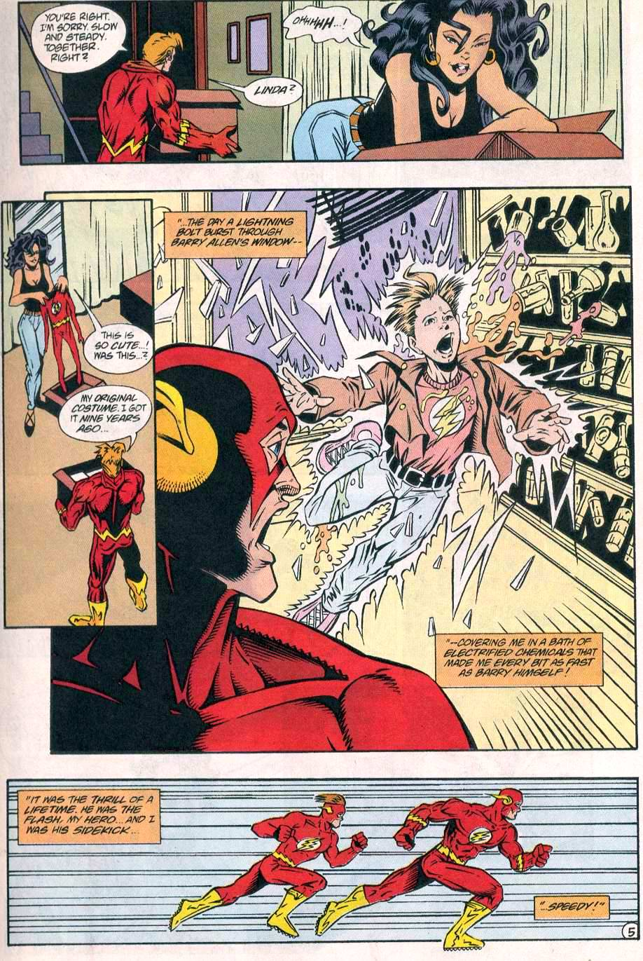 Read online The Flash (1987) comic -  Issue # _Annual 8 - 6