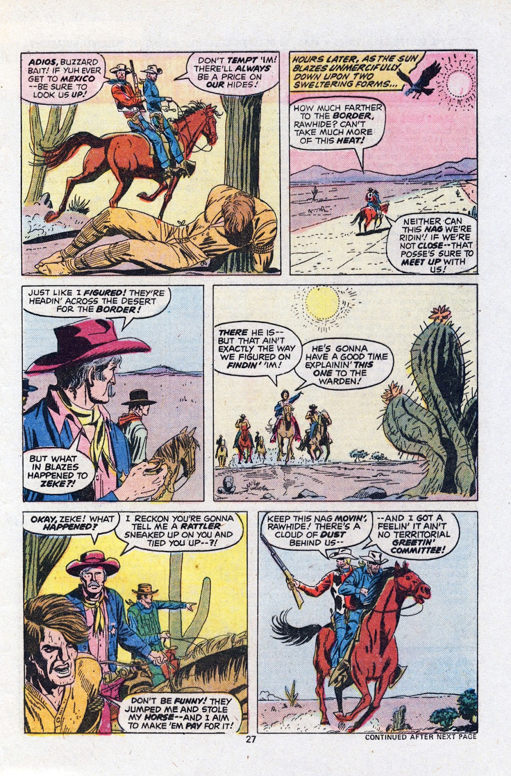 Kid Colt Outlaw issue 201 - Page 29