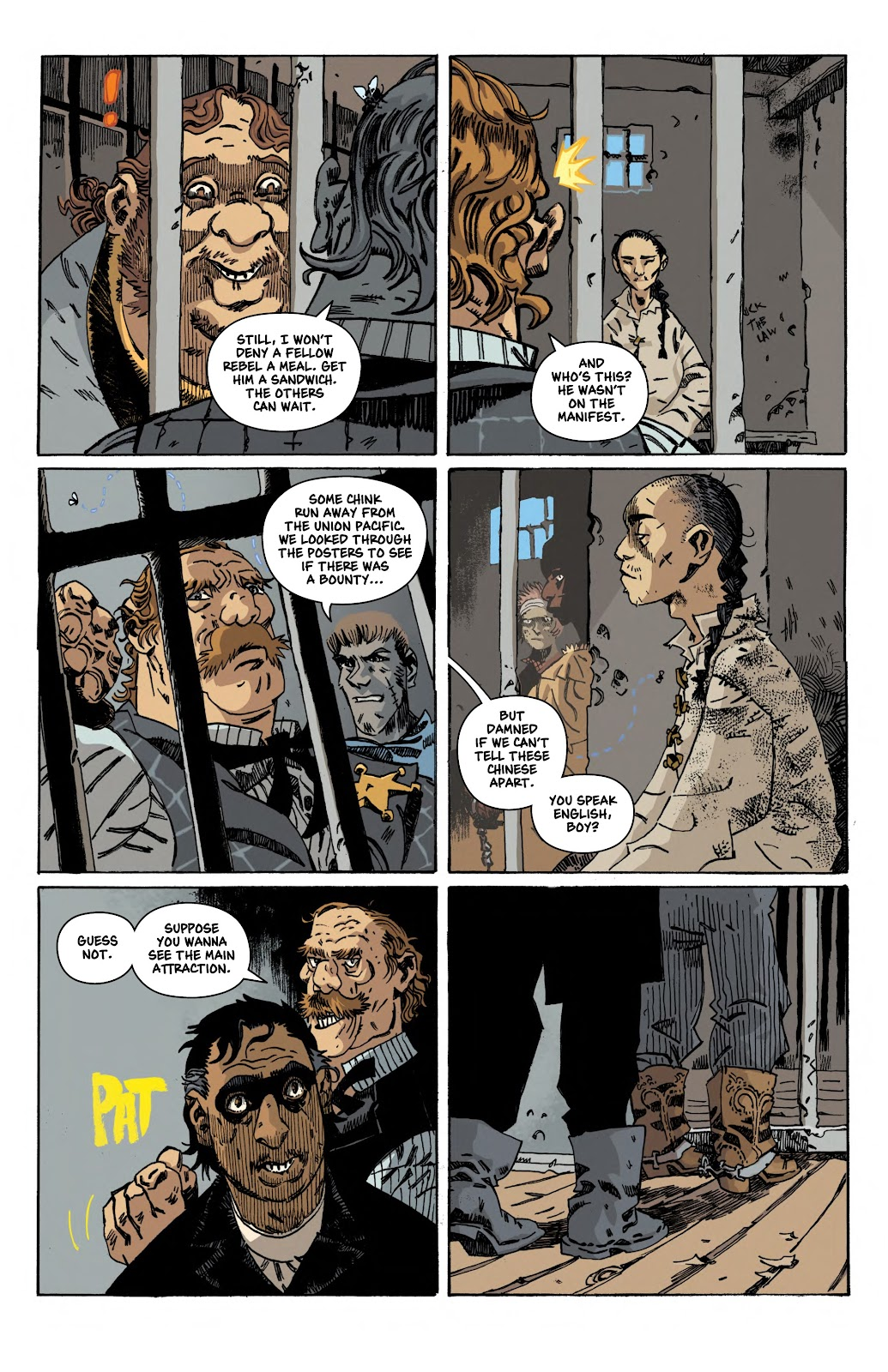Read online The Seven Deadly Sins comic -  Issue # TPB (Part 1) - 23