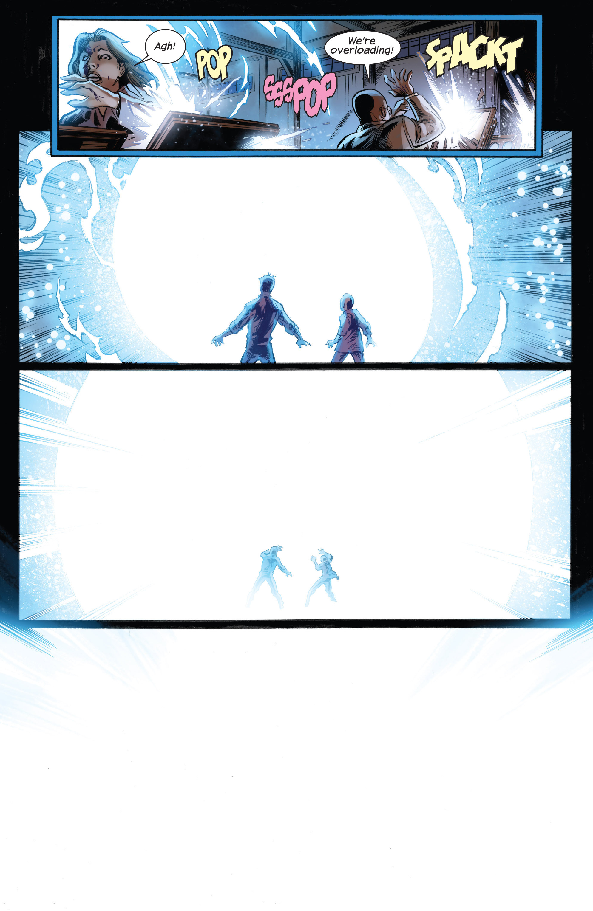 Read online Ultimate End comic -  Issue #1 - 16
