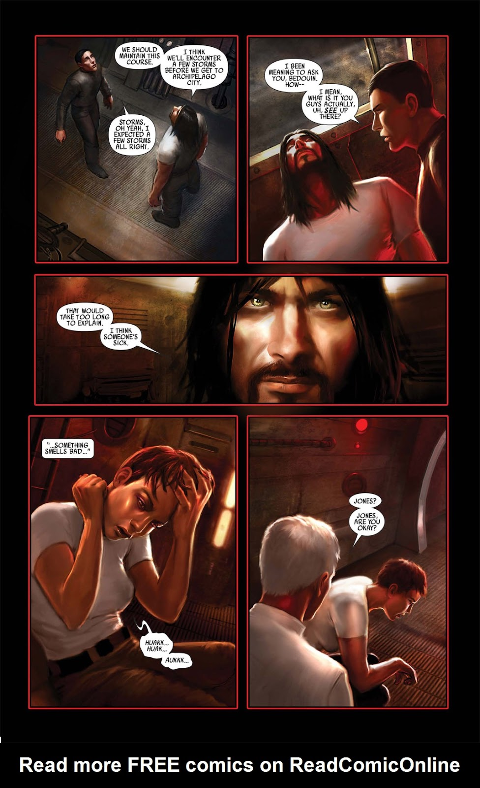 Read online After Dark comic -  Issue #1 - 34