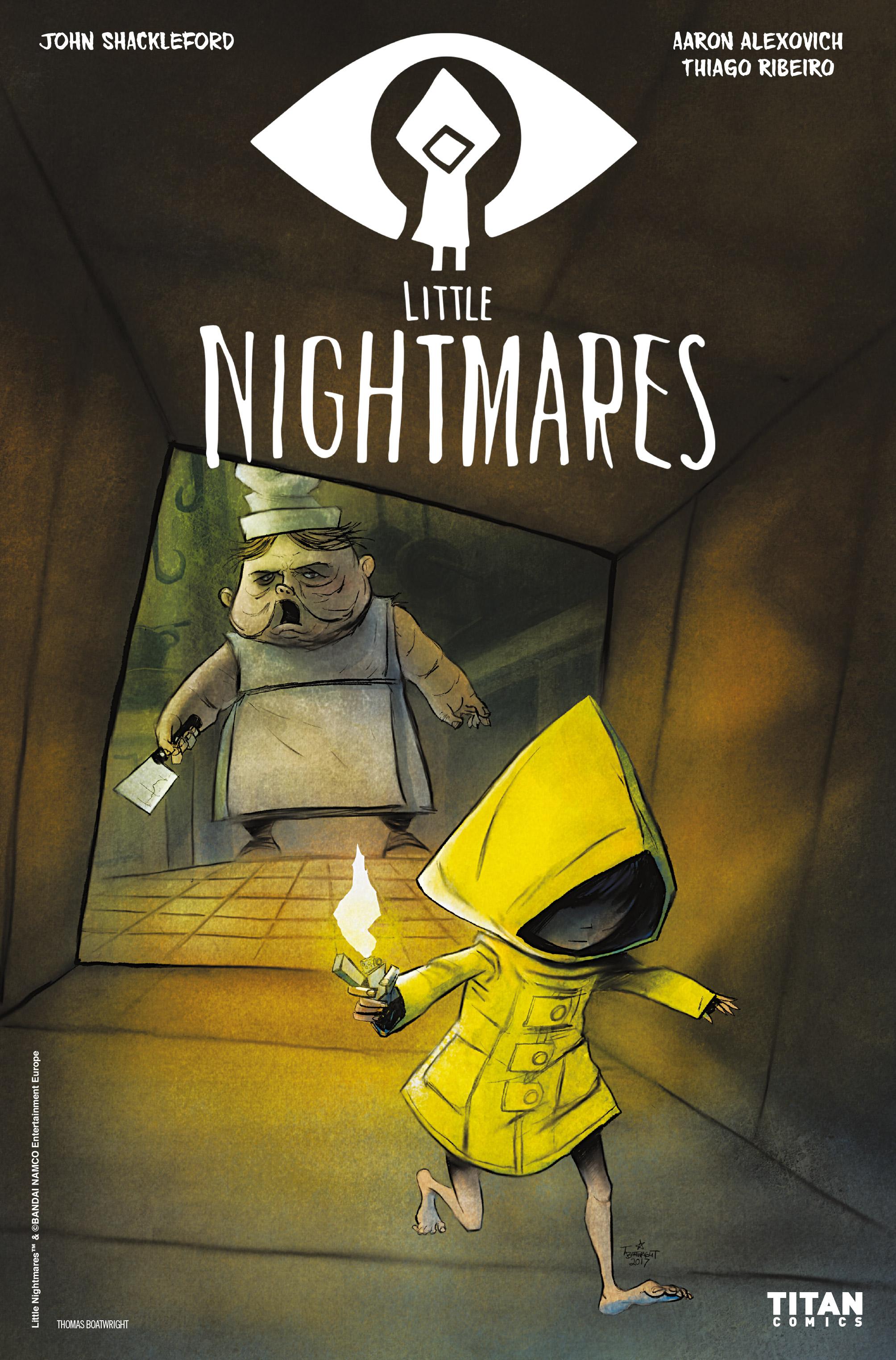 Read online Little Nightmares comic -  Issue #1 - 32