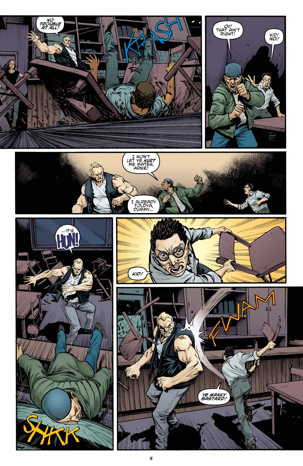 Read online Teenage Mutant Ninja Turtles: The IDW Collection comic -  Issue # TPB 4 (Part 3) - 25