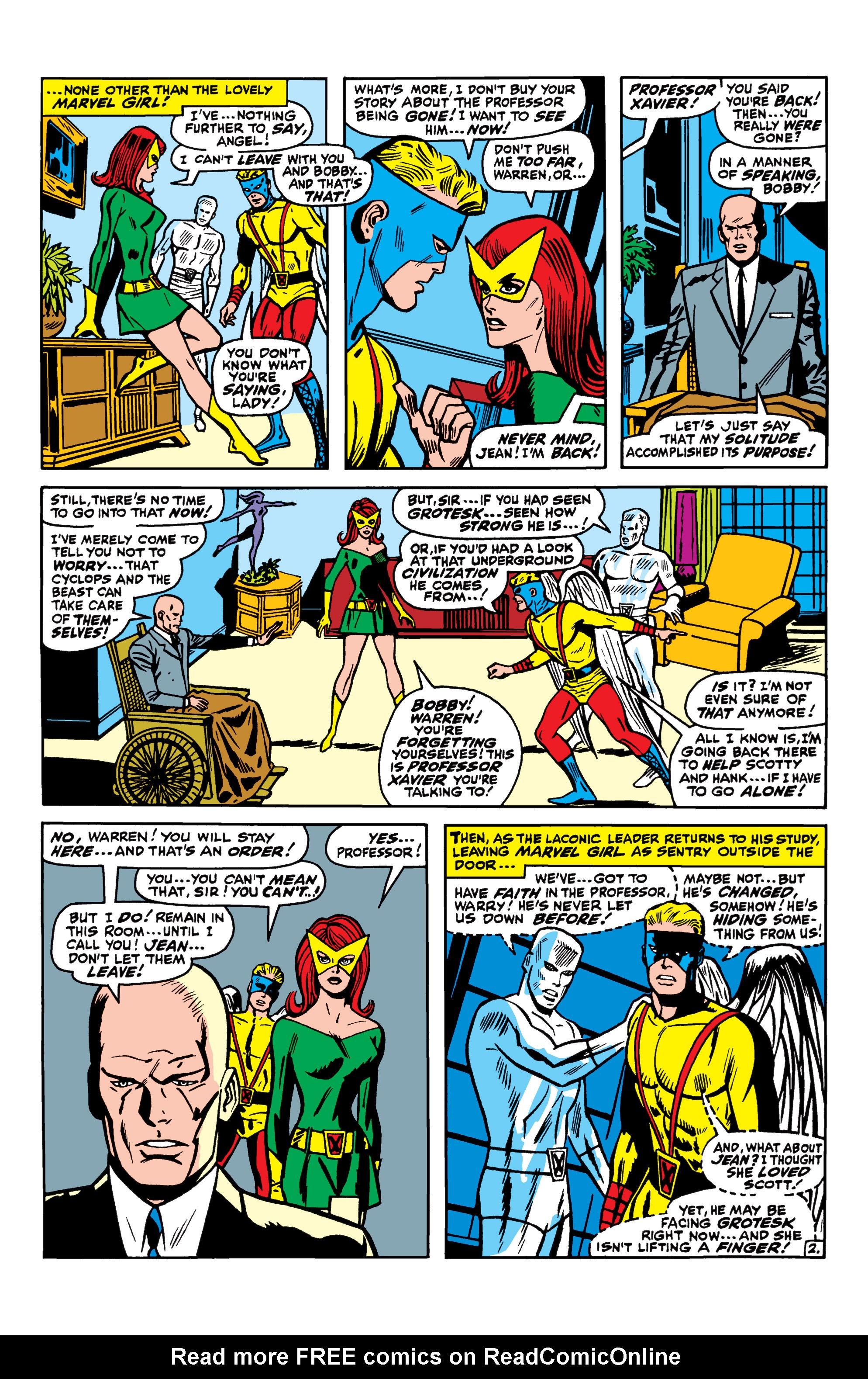 Read online Uncanny X-Men (1963) comic -  Issue #42 - 3