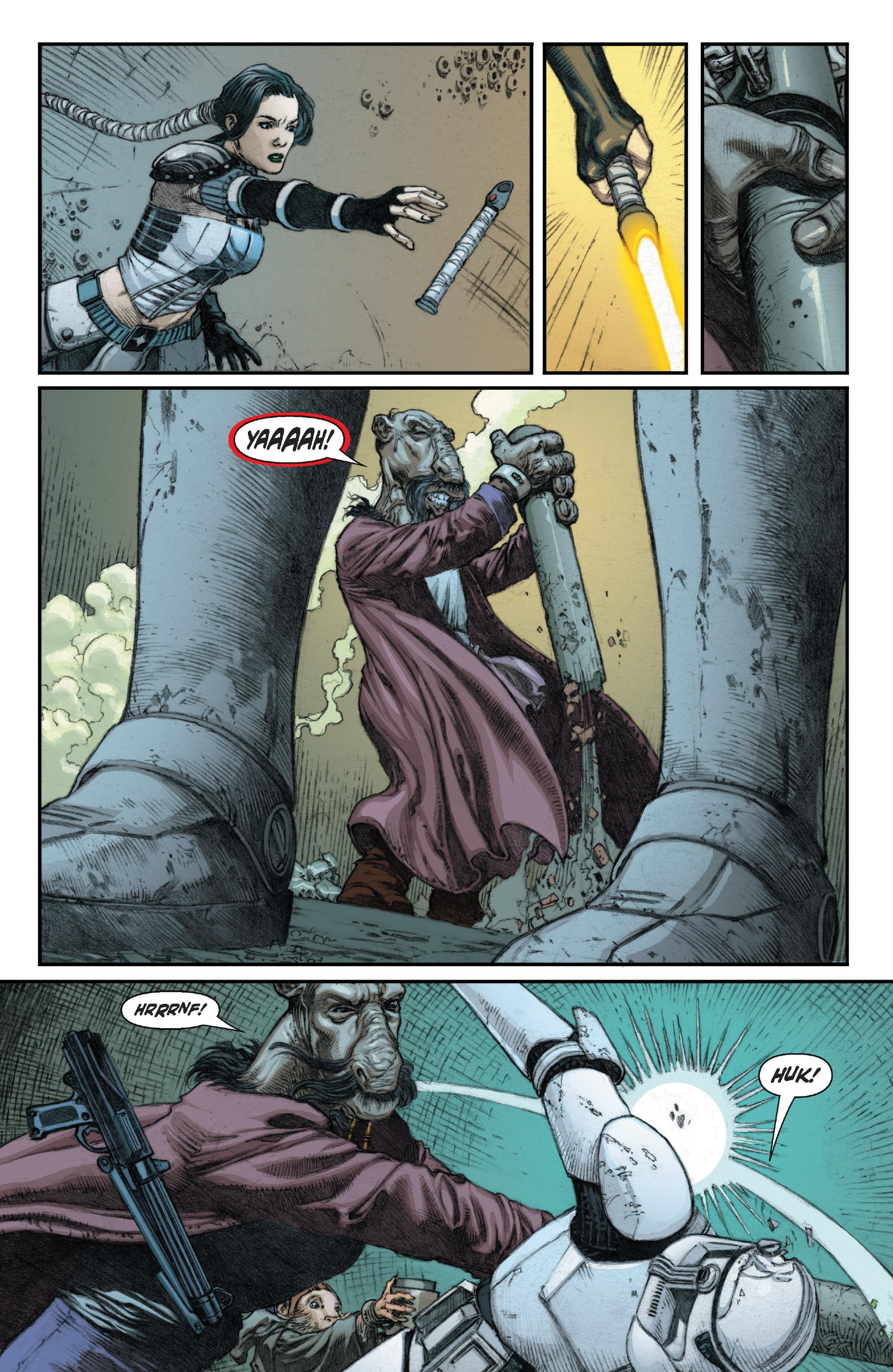 Read online Star Wars Omnibus comic -  Issue # Vol. 31 - 317
