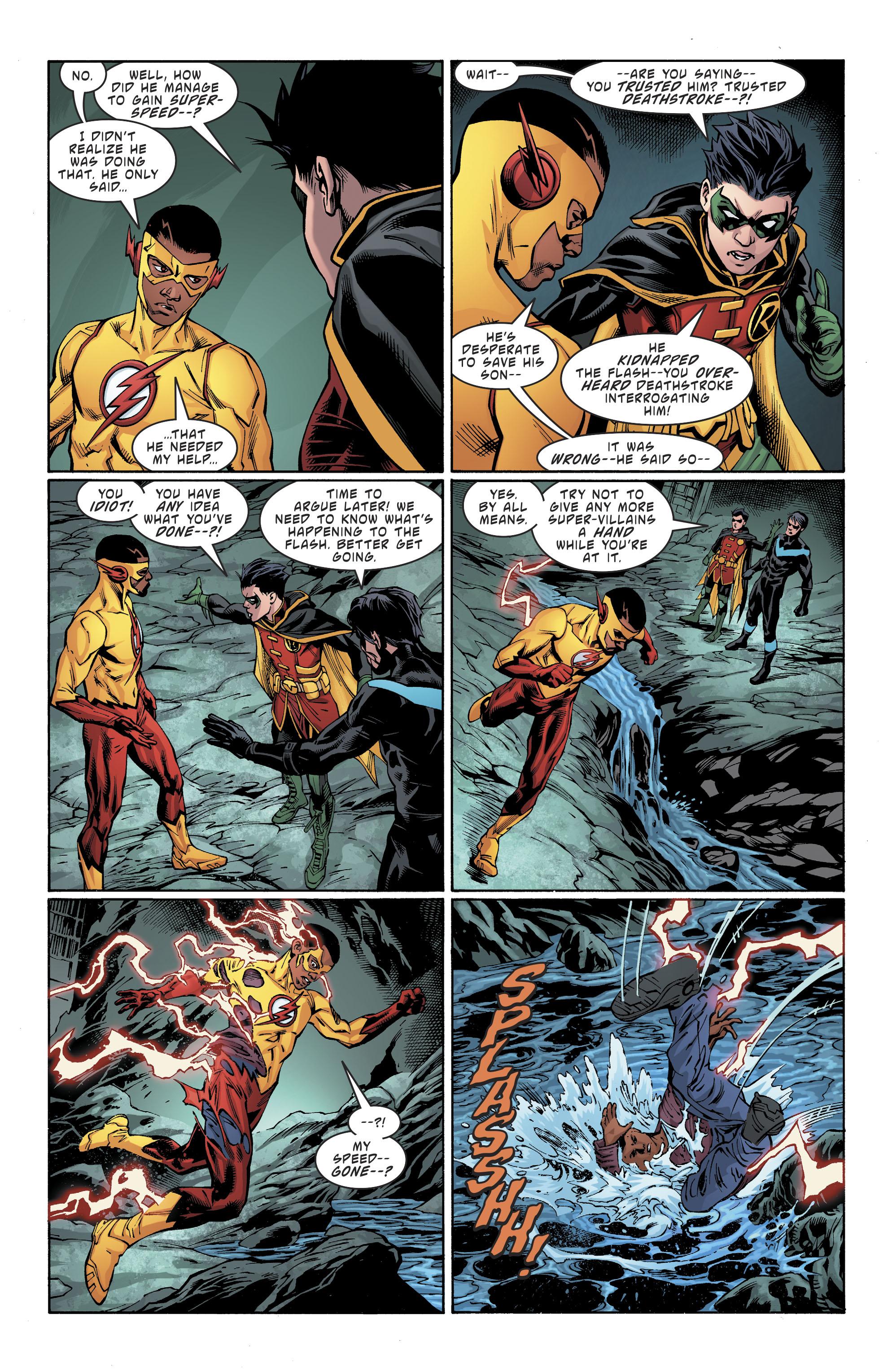 Read online Deathstroke (2016) comic -  Issue #19 - 11