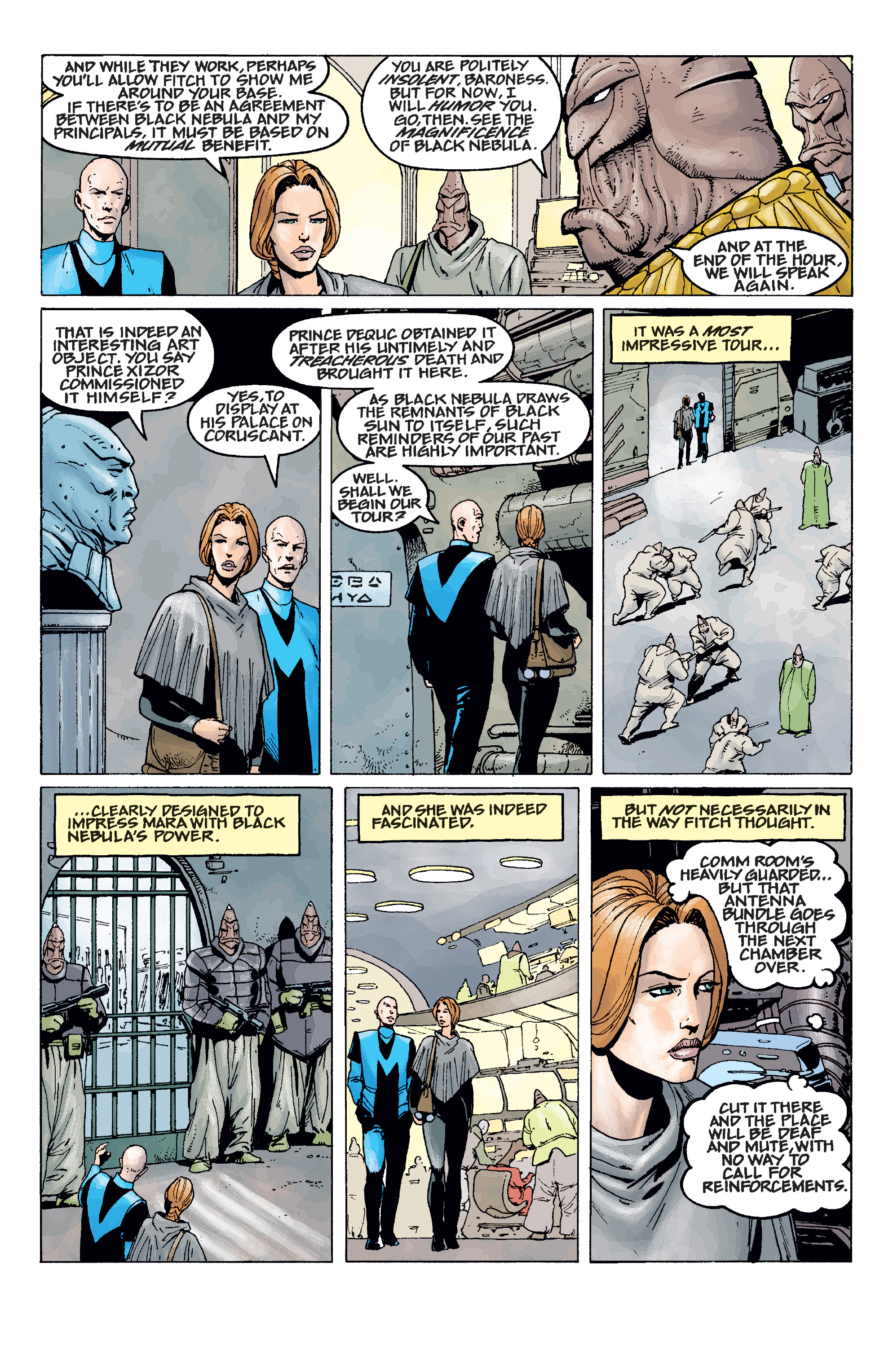 Read online Star Wars Omnibus comic -  Issue # Vol. 11 - 276