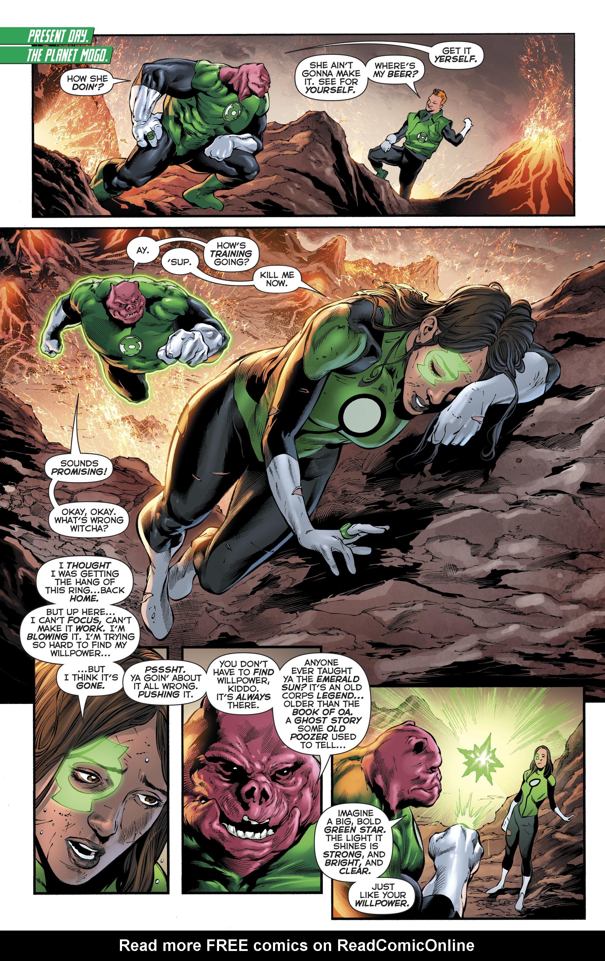 Read online Green Lanterns comic -  Issue #23 - 15