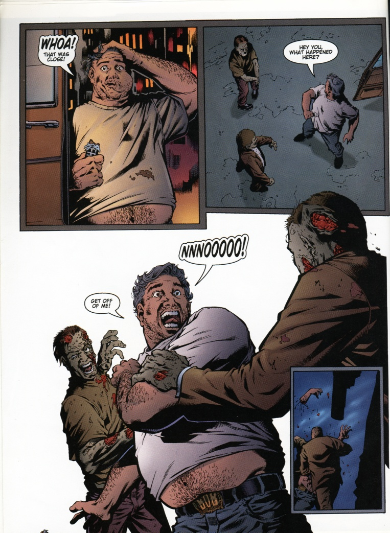 Resident Evil (1998) Issue #1 #1 - English 43