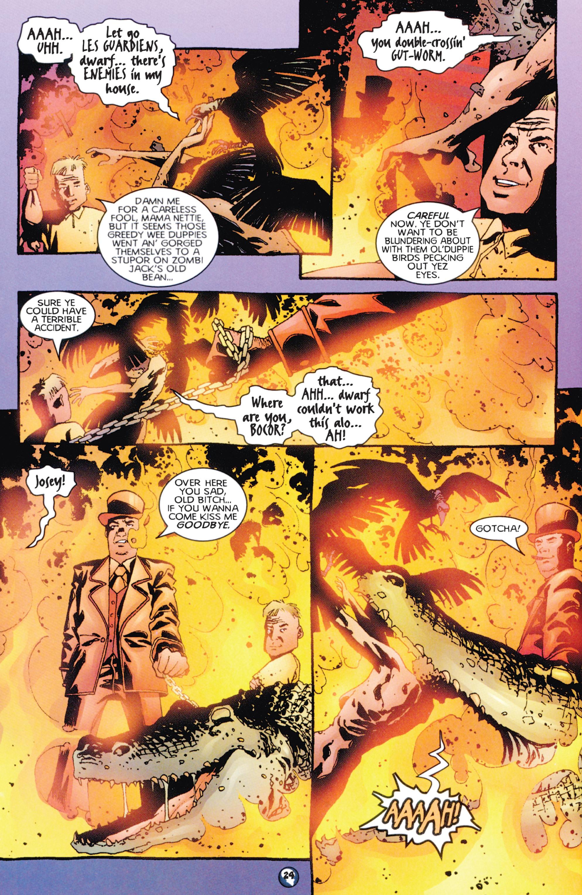 Read online Shadowman (1997) comic -  Issue #7 - 19