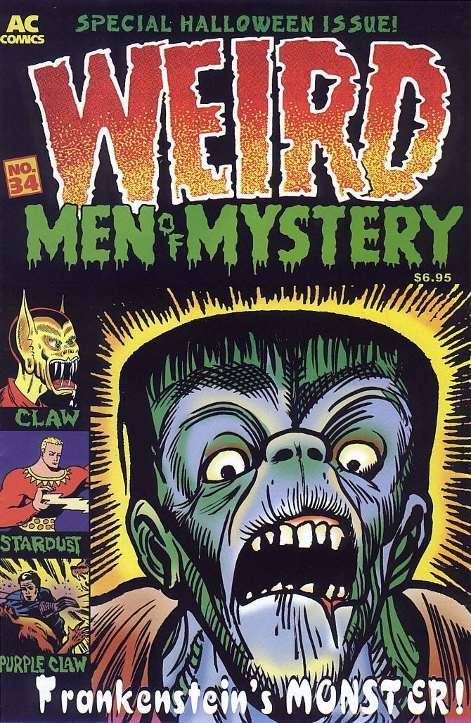 Read online Men of Mystery Comics comic -  Issue #34 - 1