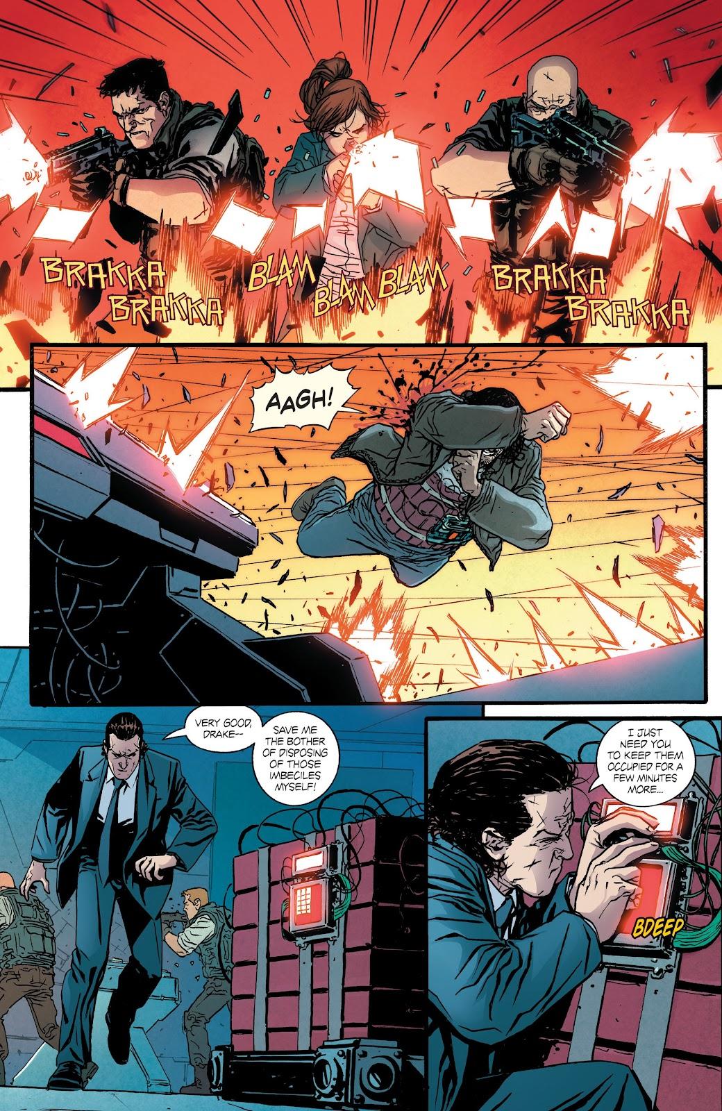 Read online Hardcore comic -  Issue #5 - 8