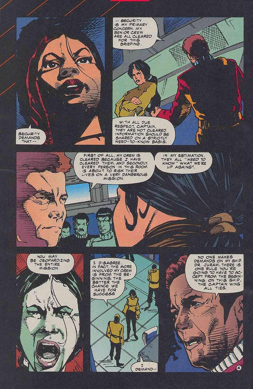 Read online Star Trek (1989) comic -  Issue # _Special 2 - 6