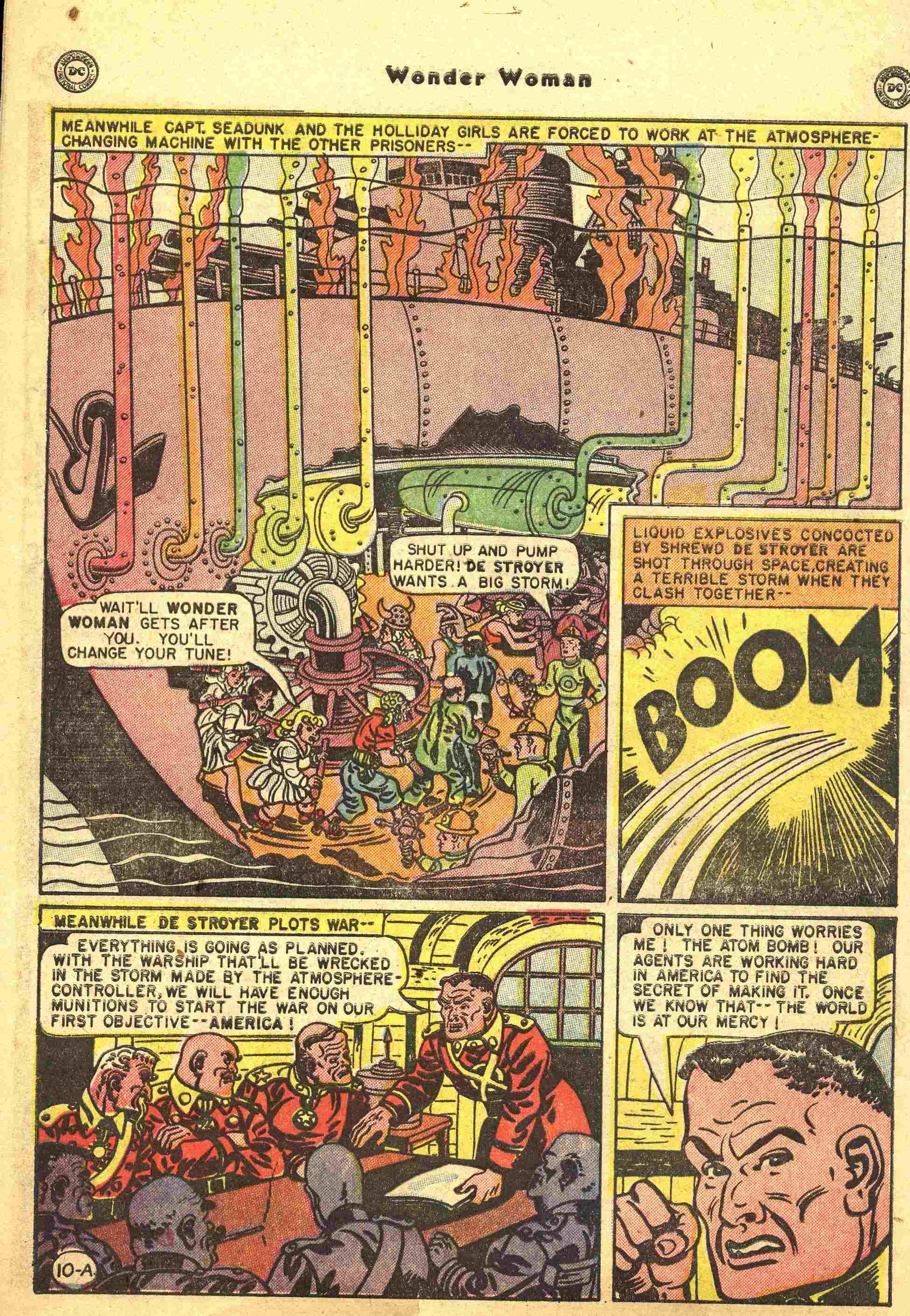 Read online Wonder Woman (1942) comic -  Issue #44 - 11