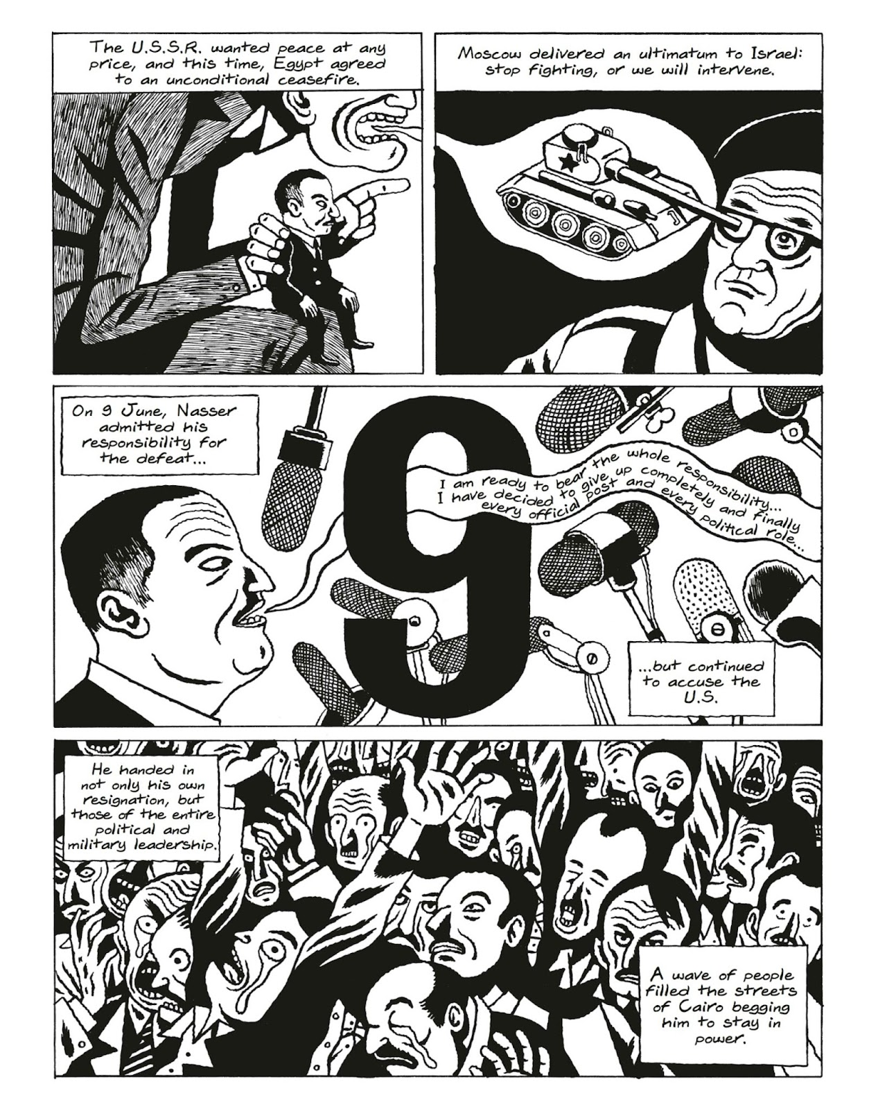 Best of Enemies: A History of US and Middle East Relations issue TPB_2 - Page 34