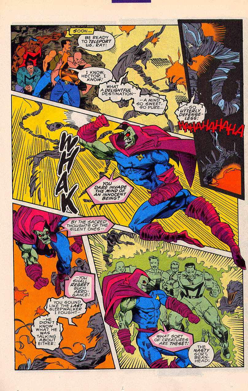 Read online Sleepwalker comic -  Issue #20 - 11