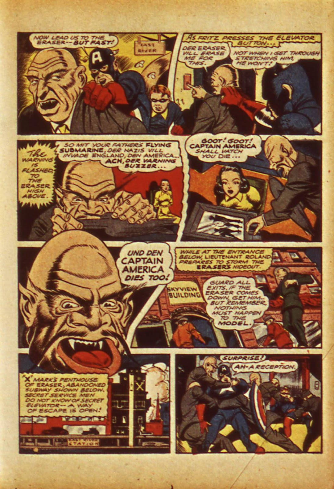 USA Comics issue 7 - Page 19