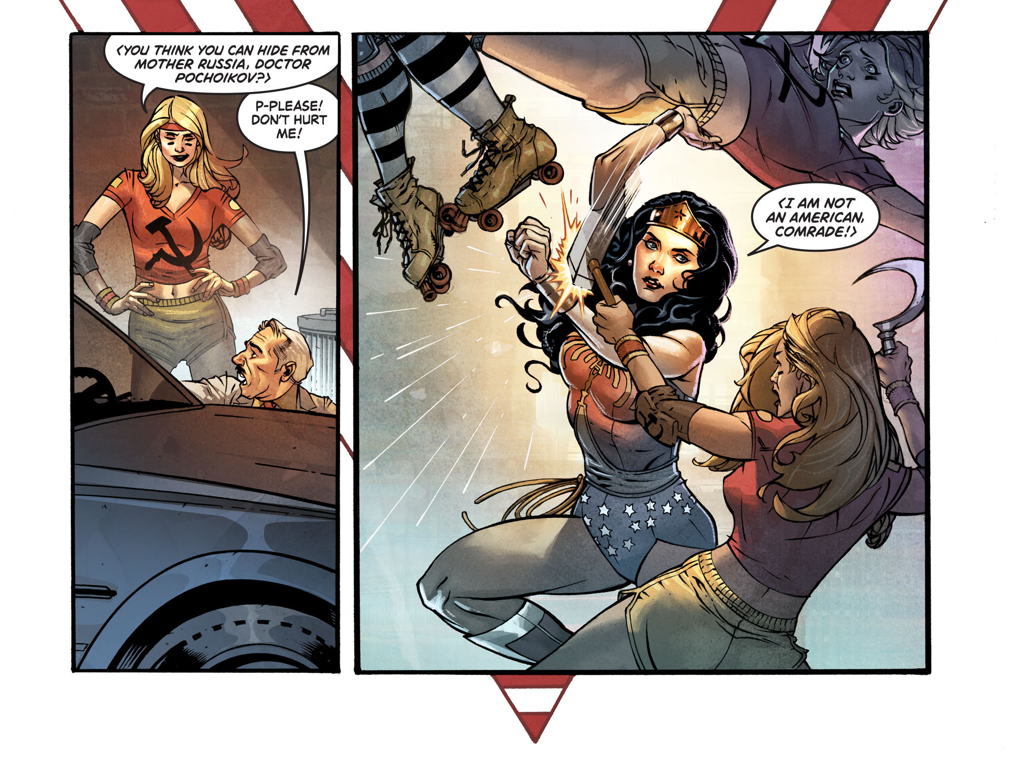 Read online Wonder Woman '77 [I] comic -  Issue #1 - 4