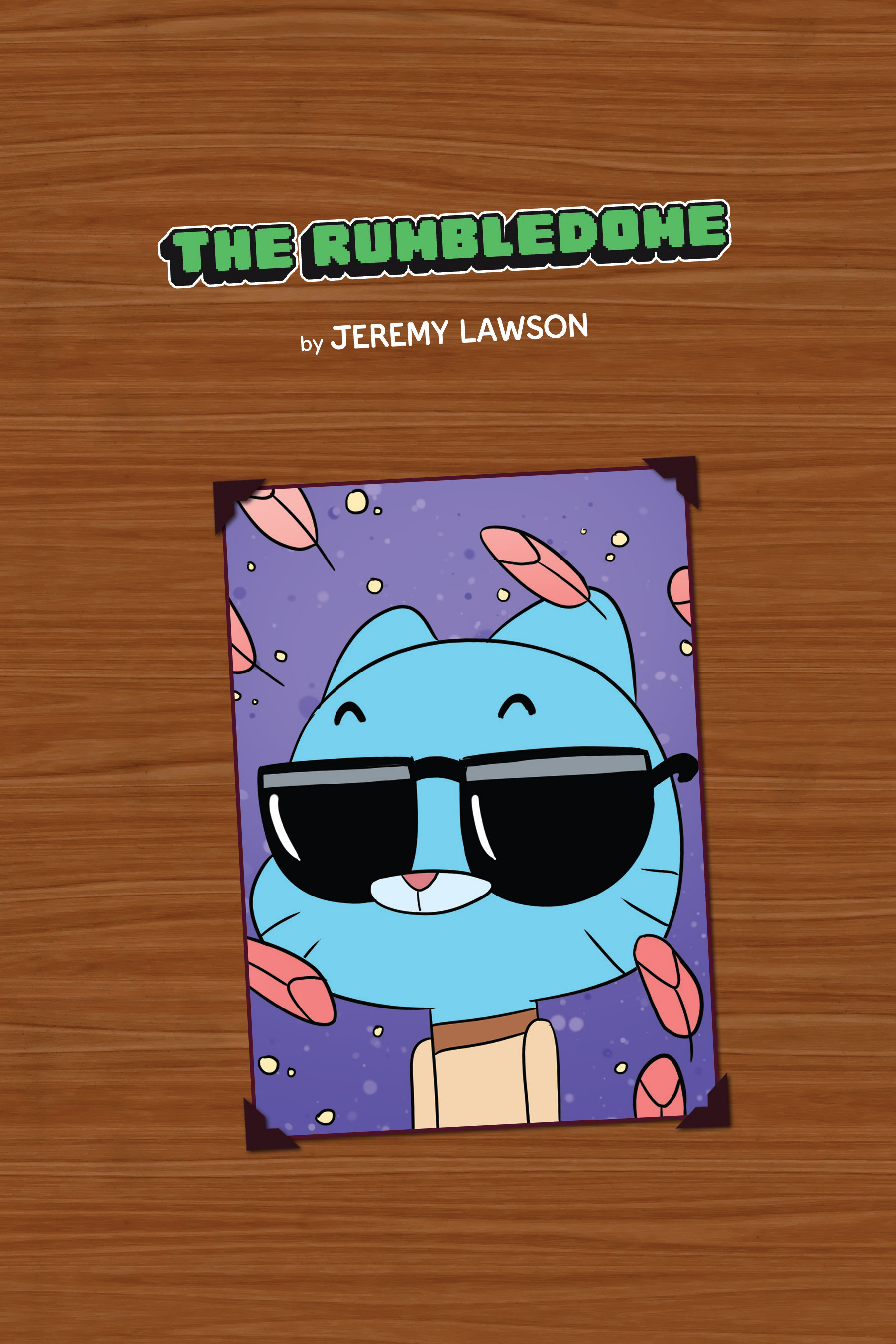 Read online The Amazing World of Gumball: Fairy Tale Trouble comic -  Issue # Full - 139