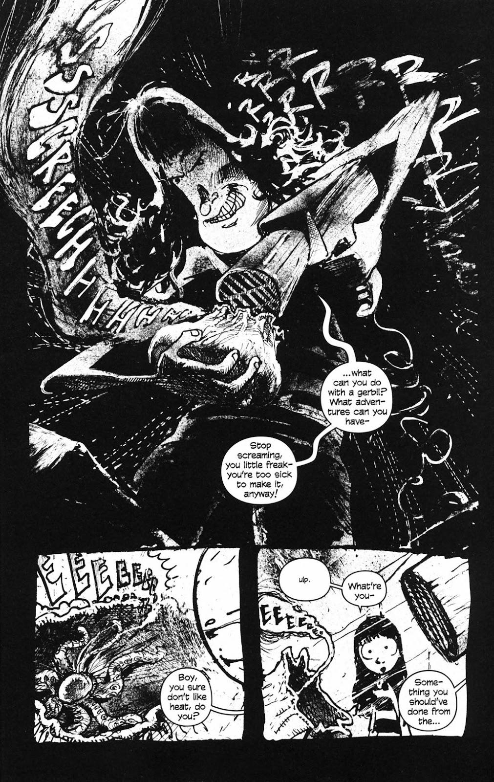 Read online Ojo comic -  Issue #3 - 3