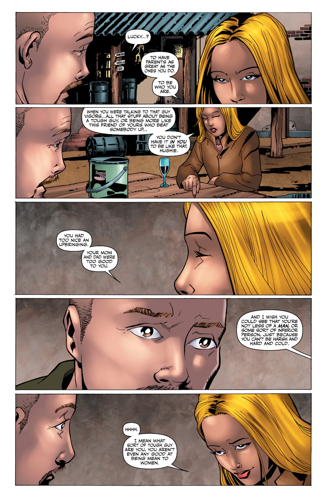 Read online The Boys Omnibus comic -  Issue # TPB 4 (Part 4) - 47