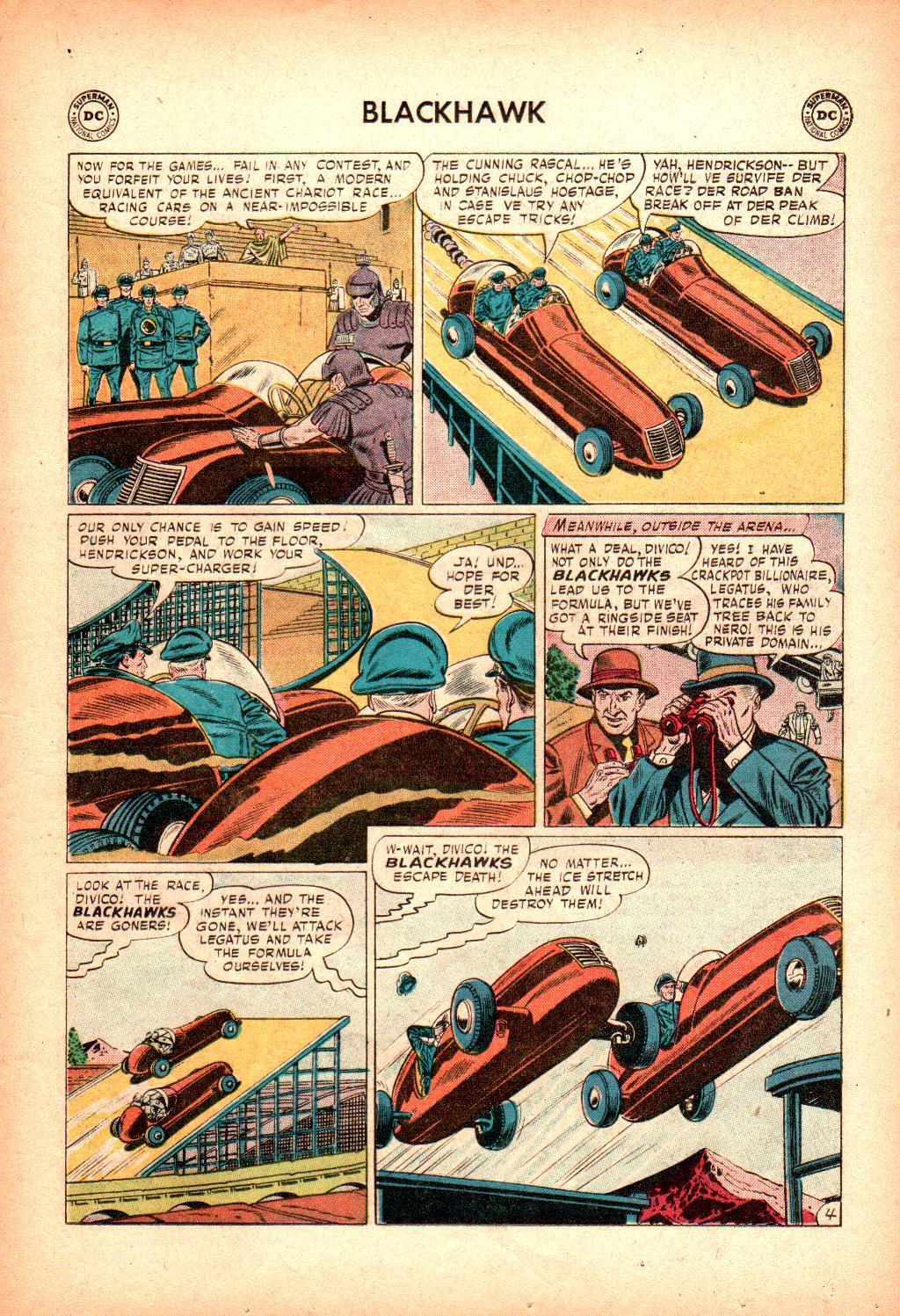 Blackhawk (1957) Issue #128 #21 - English 17