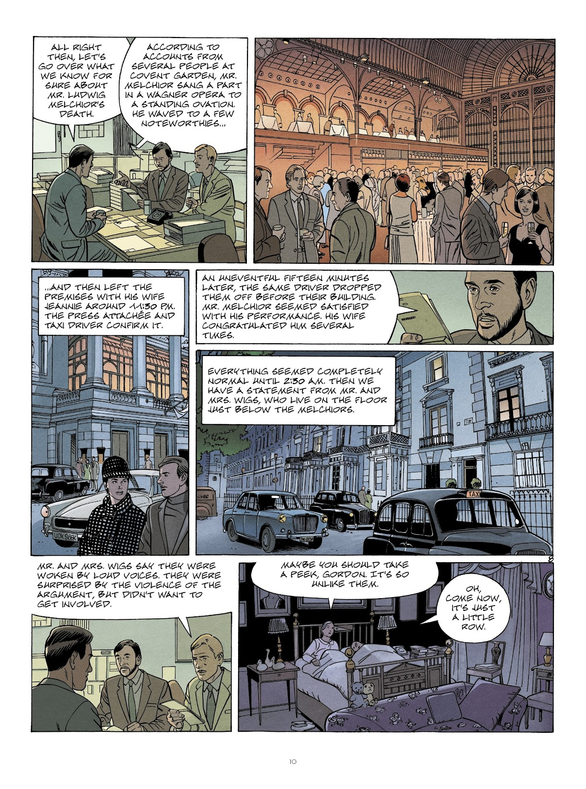 Read online Sherman comic -  Issue #7 - 10