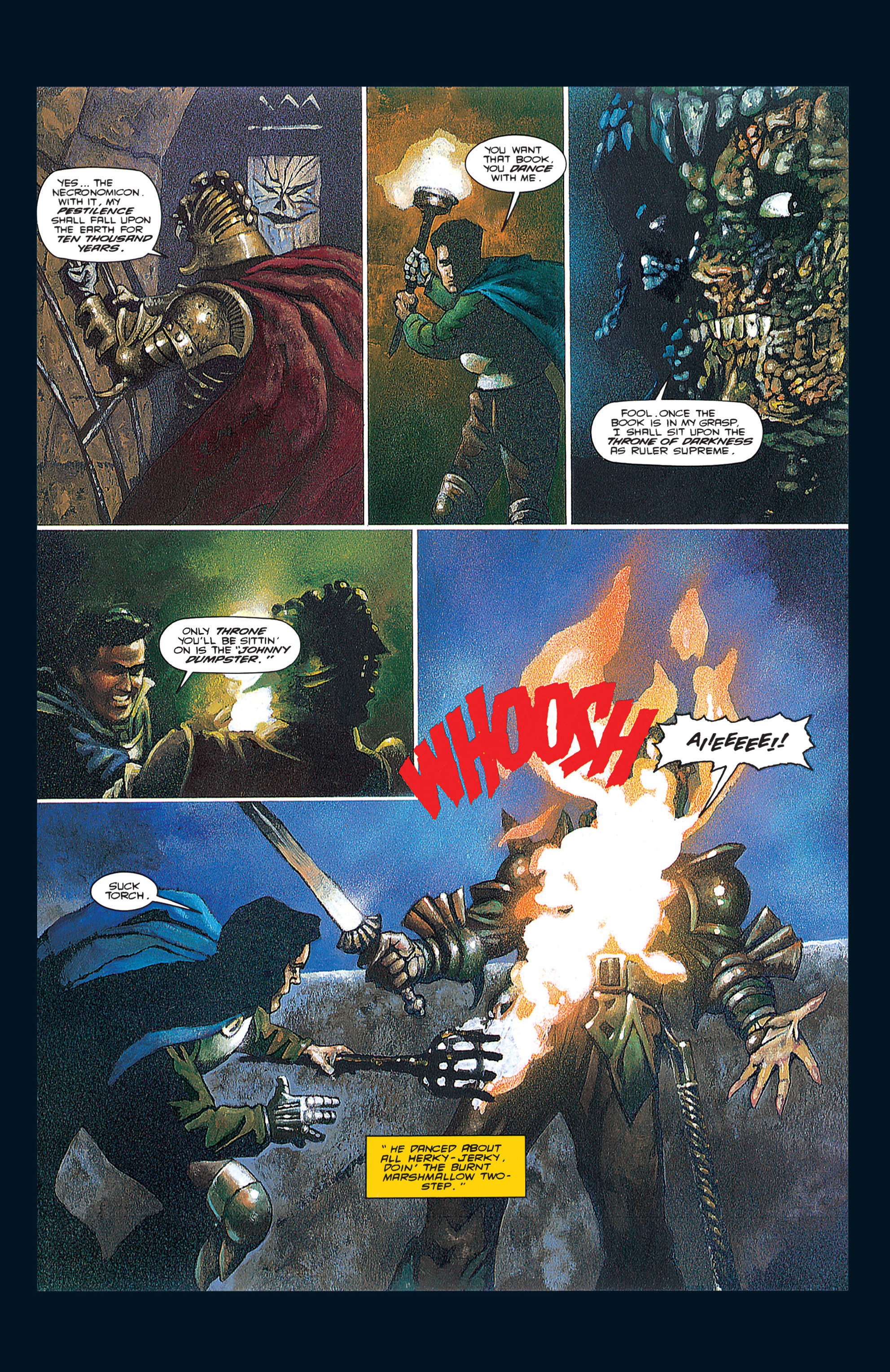 Read online Army of Darkness (1992) comic -  Issue #3 - 22
