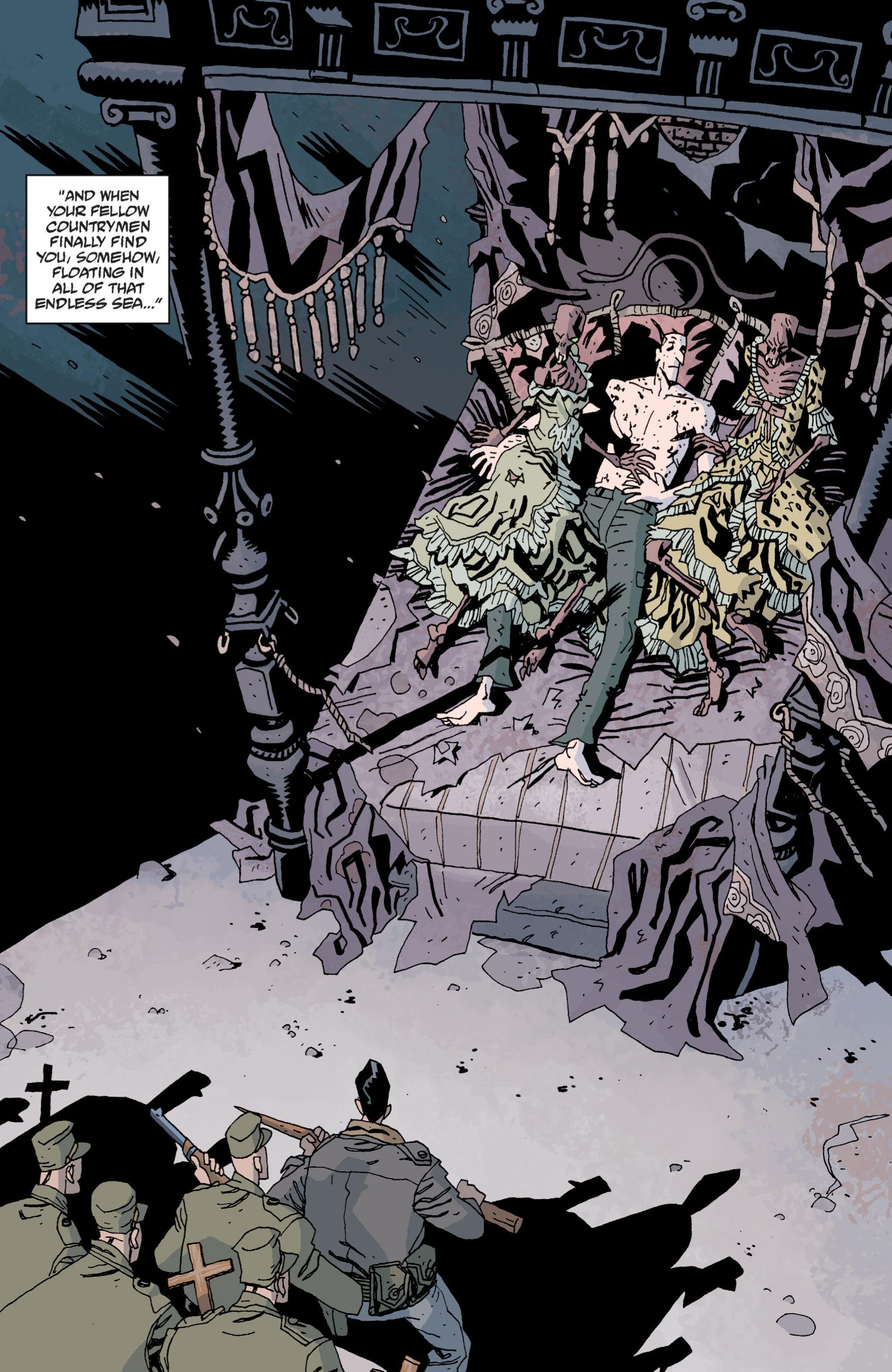 Read online B.P.R.D. (2003) comic -  Issue # TPB 13 - 103