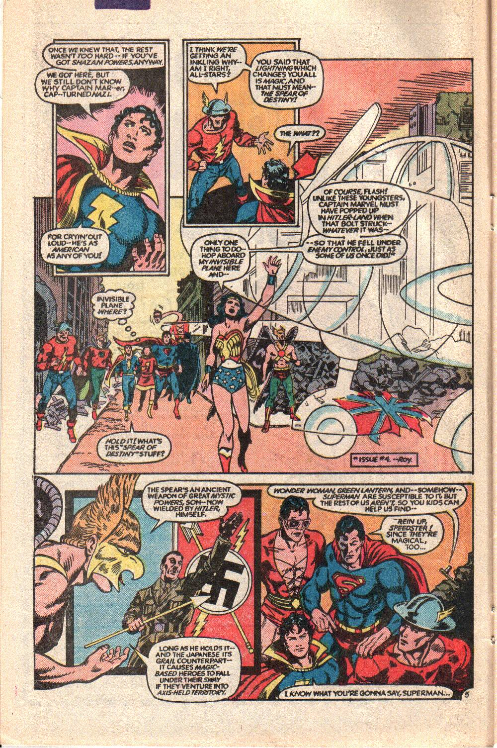 Read online All-Star Squadron comic -  Issue #37 - 8